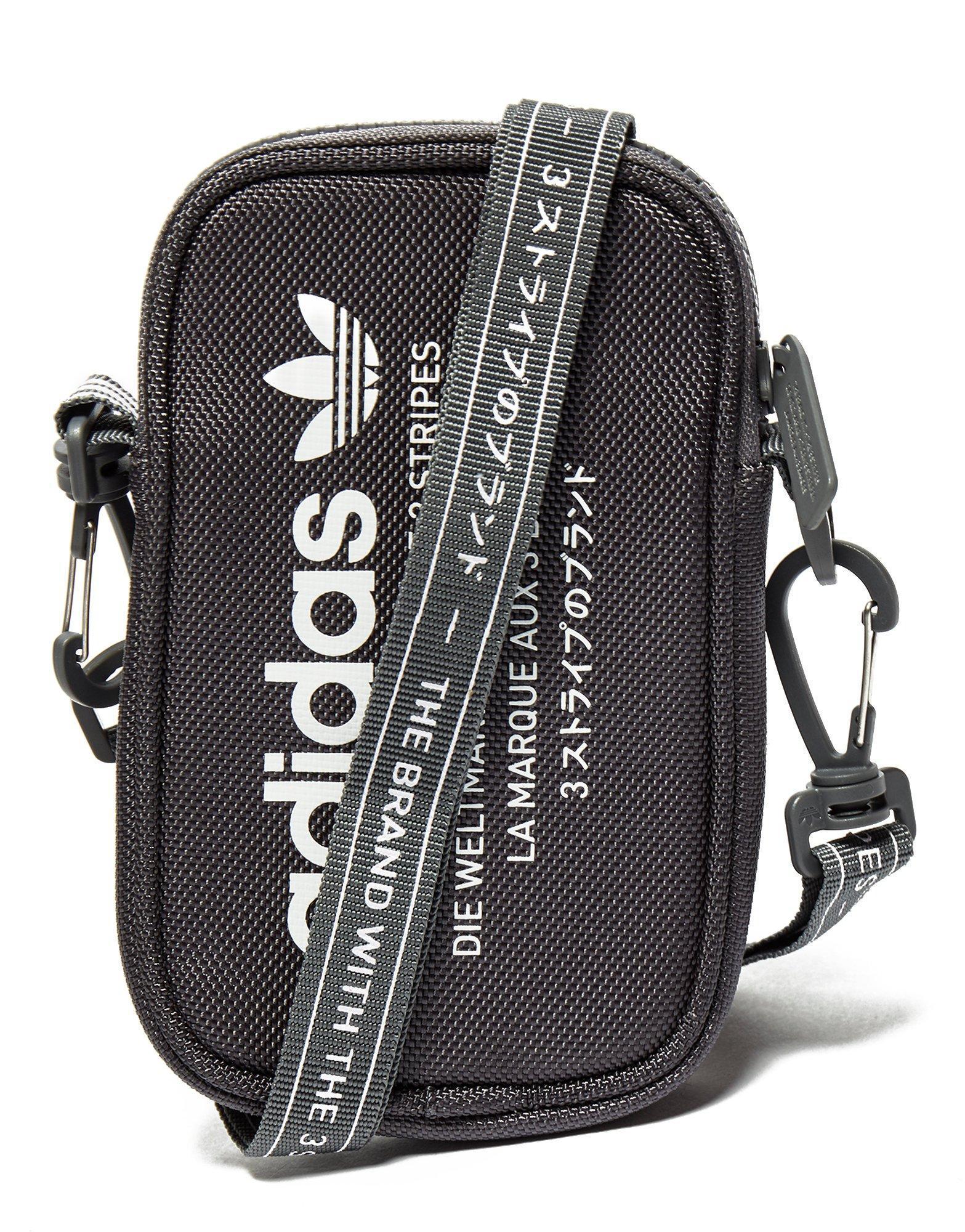 fbc4be32d8a adidas Originals Festival Nmd Bag in Gray for Men - Lyst