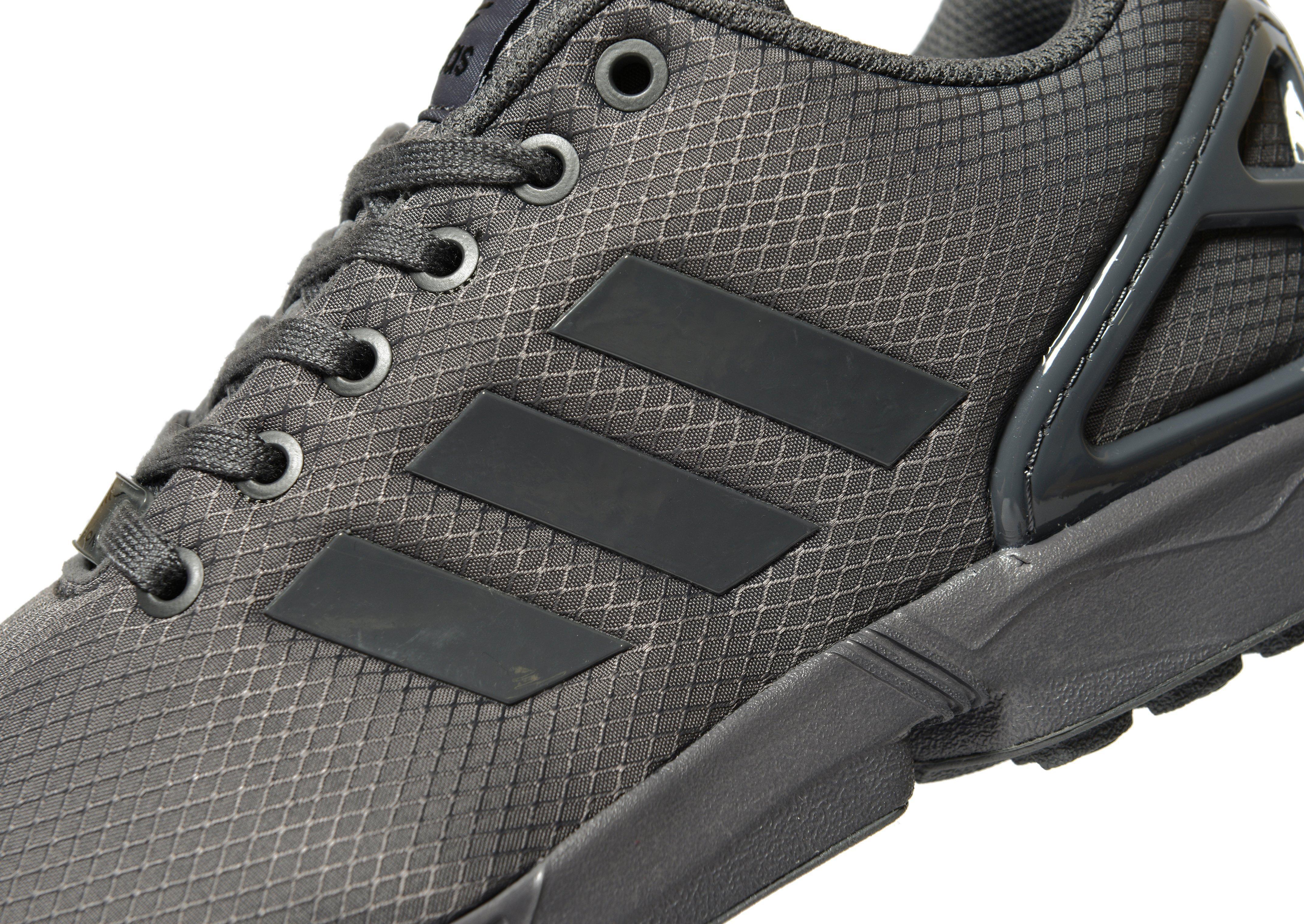 0b2157713649 Lyst - Adidas Originals Zx Flux Ripstop in Gray for Men