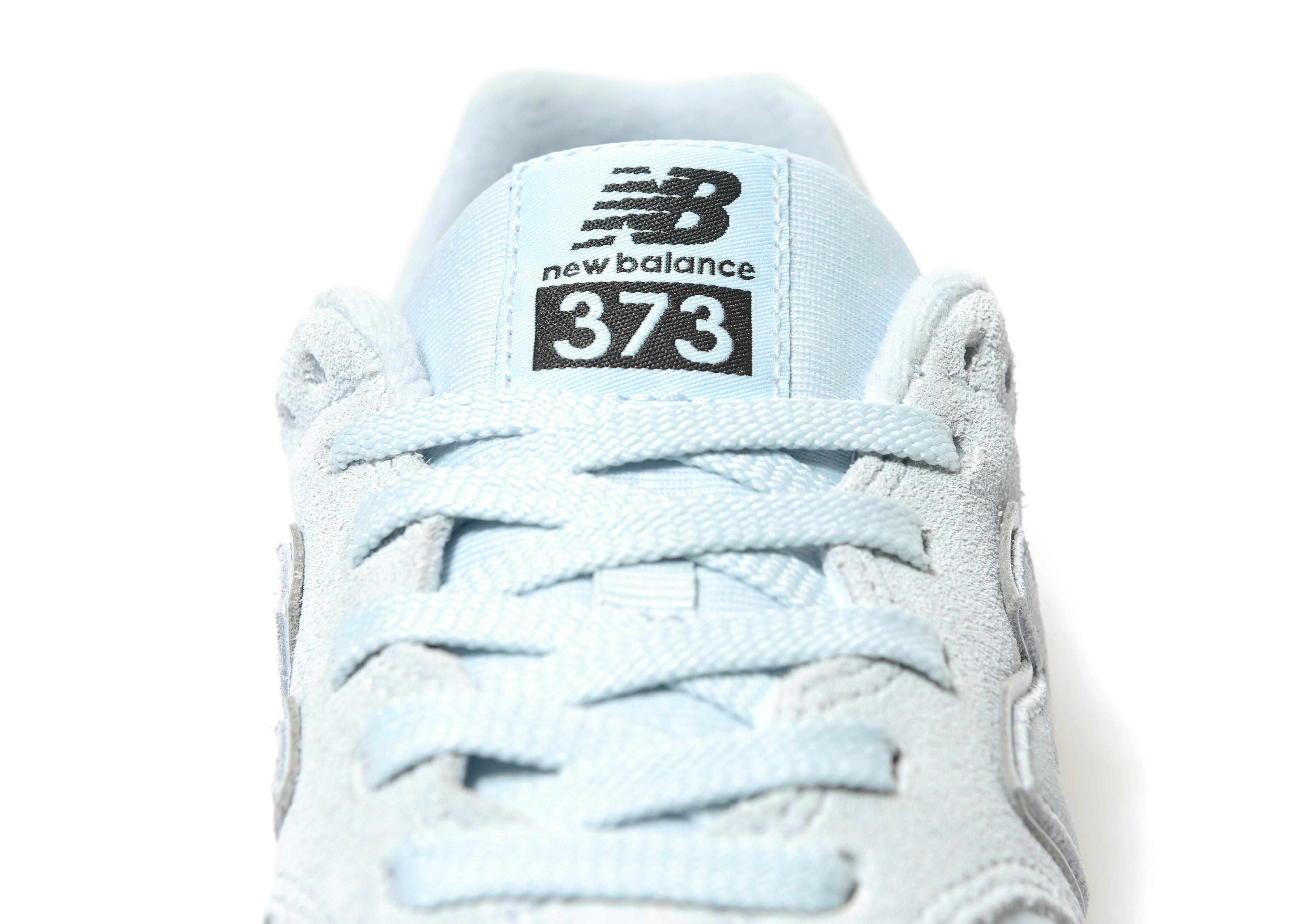 new balance 373 baby blue