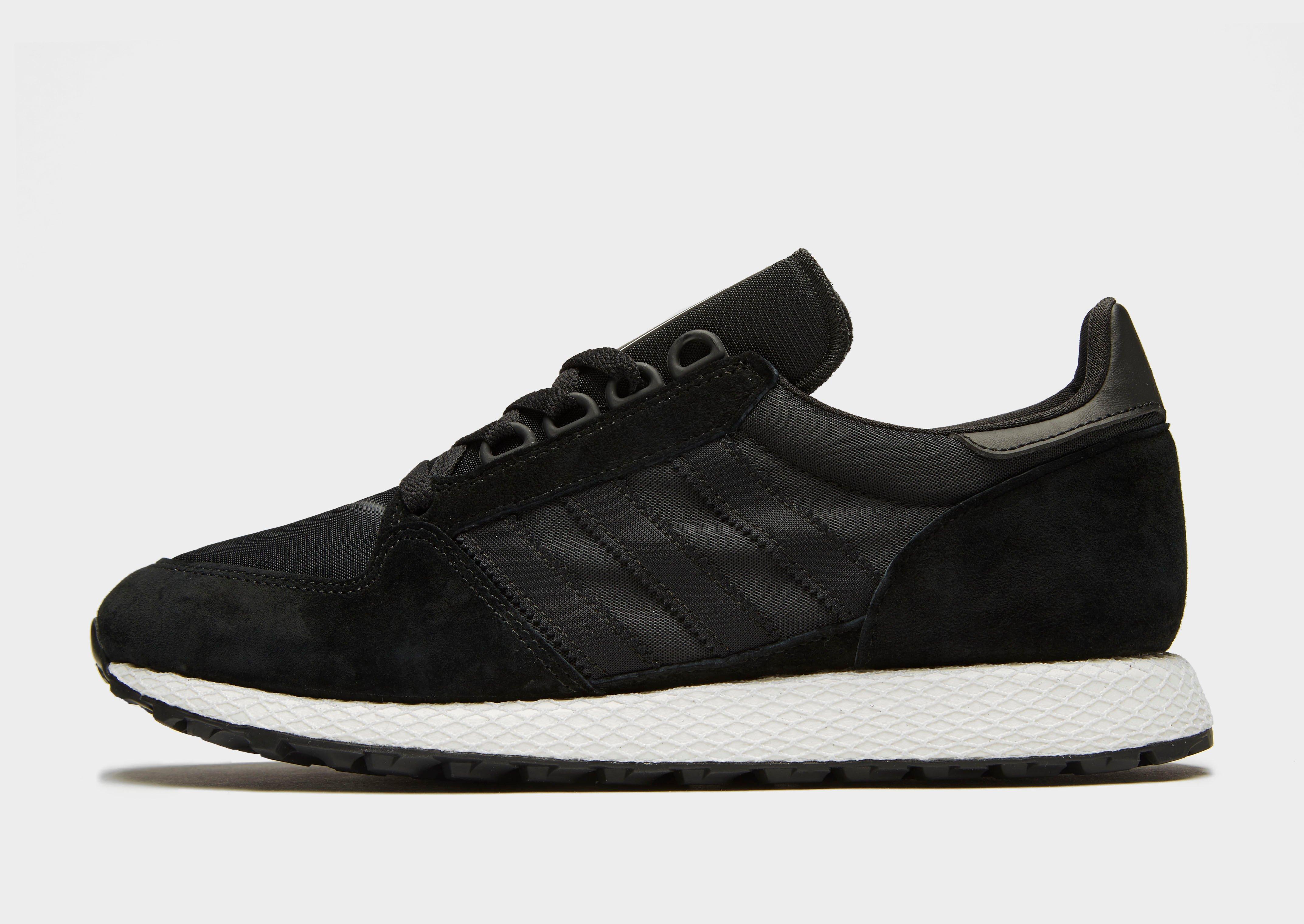 newest de7c2 cc7d3 adidas Originals Forest Grove in Black for Men - Lyst