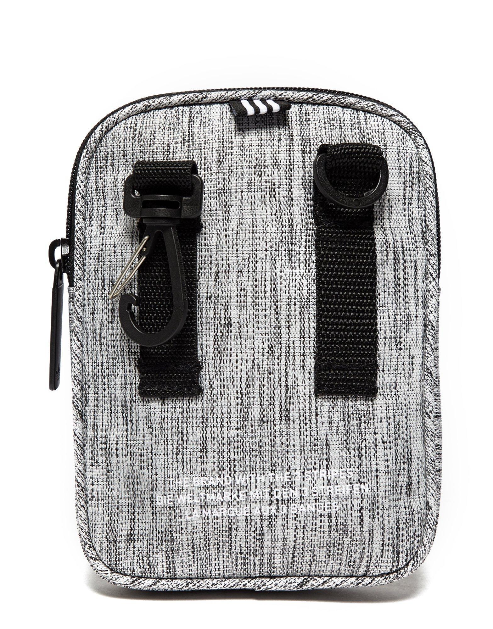 45de4dcde18b Lyst - adidas Originals Trefoil Festival Bag in Gray for Men