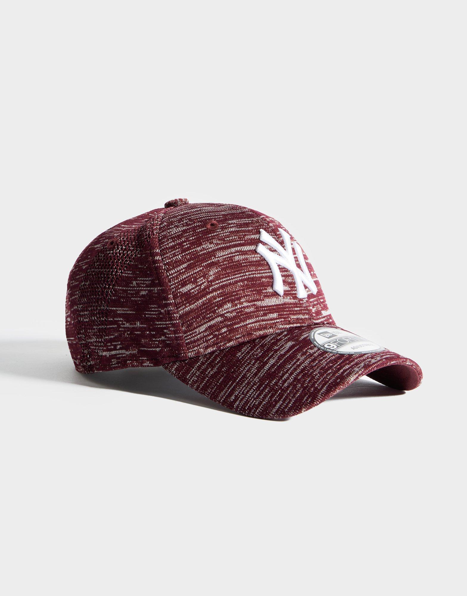ec15260f907 ... uk ktz mlb new york yankees 9forty cap in red lyst 0618f 96e6f