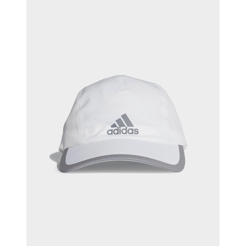 006f9c46704a Adidas - White Climalite Running Cap for Men - Lyst. View fullscreen