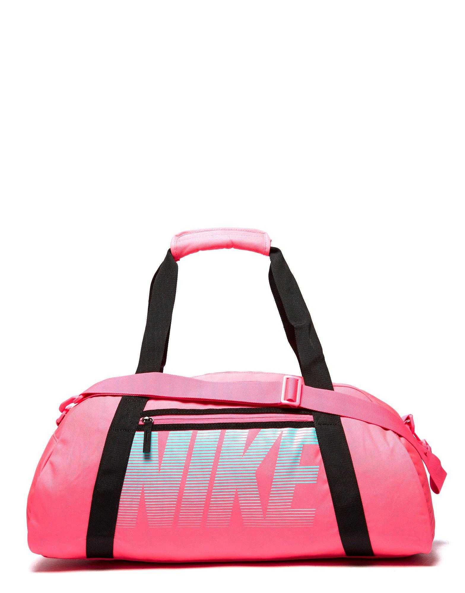 6b1ab06b4af03b Nike Gym Club Training Duffel Bag in Pink - Lyst