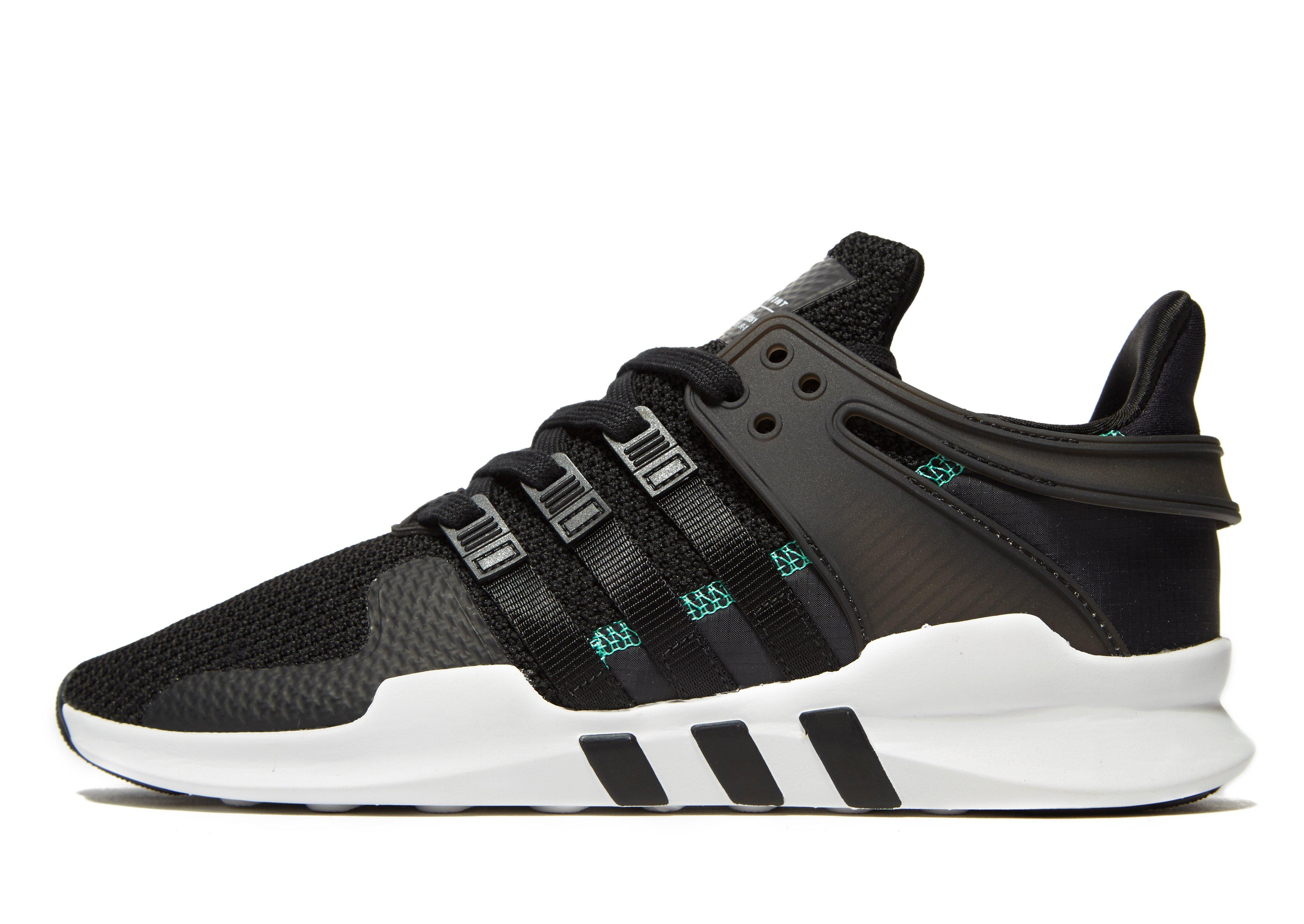 4069a1d430d0 Lyst - adidas Originals Eqt Support Adv Ripstop in Black for Men