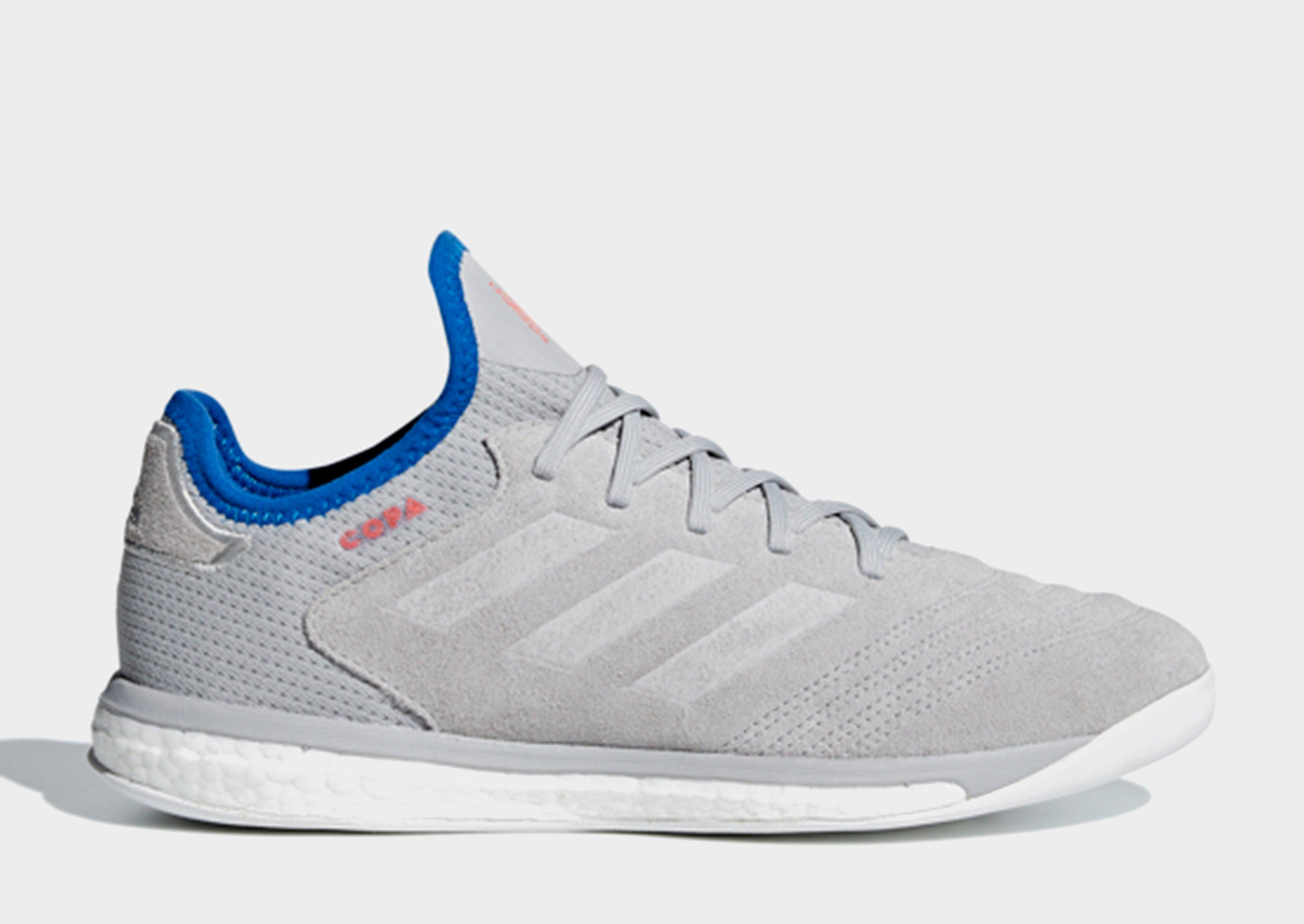 new product 57064 e855f Adidas Copa Tango 18.1 Trainers in Gray for Men - Lyst