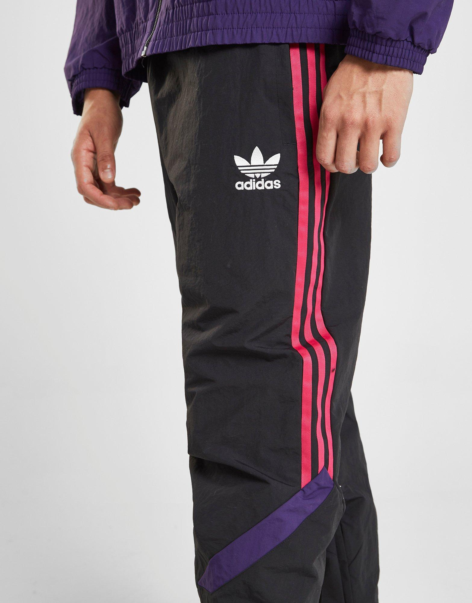 ed4eb38f7 adidas Originals Sportivo Track Pants in Black for Men - Lyst