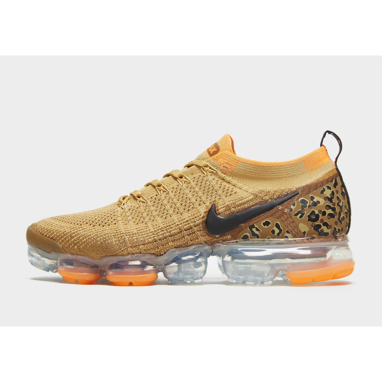 online store dc9a5 577fc Nike. Men s Brown Air Vapormax Flyknit 2