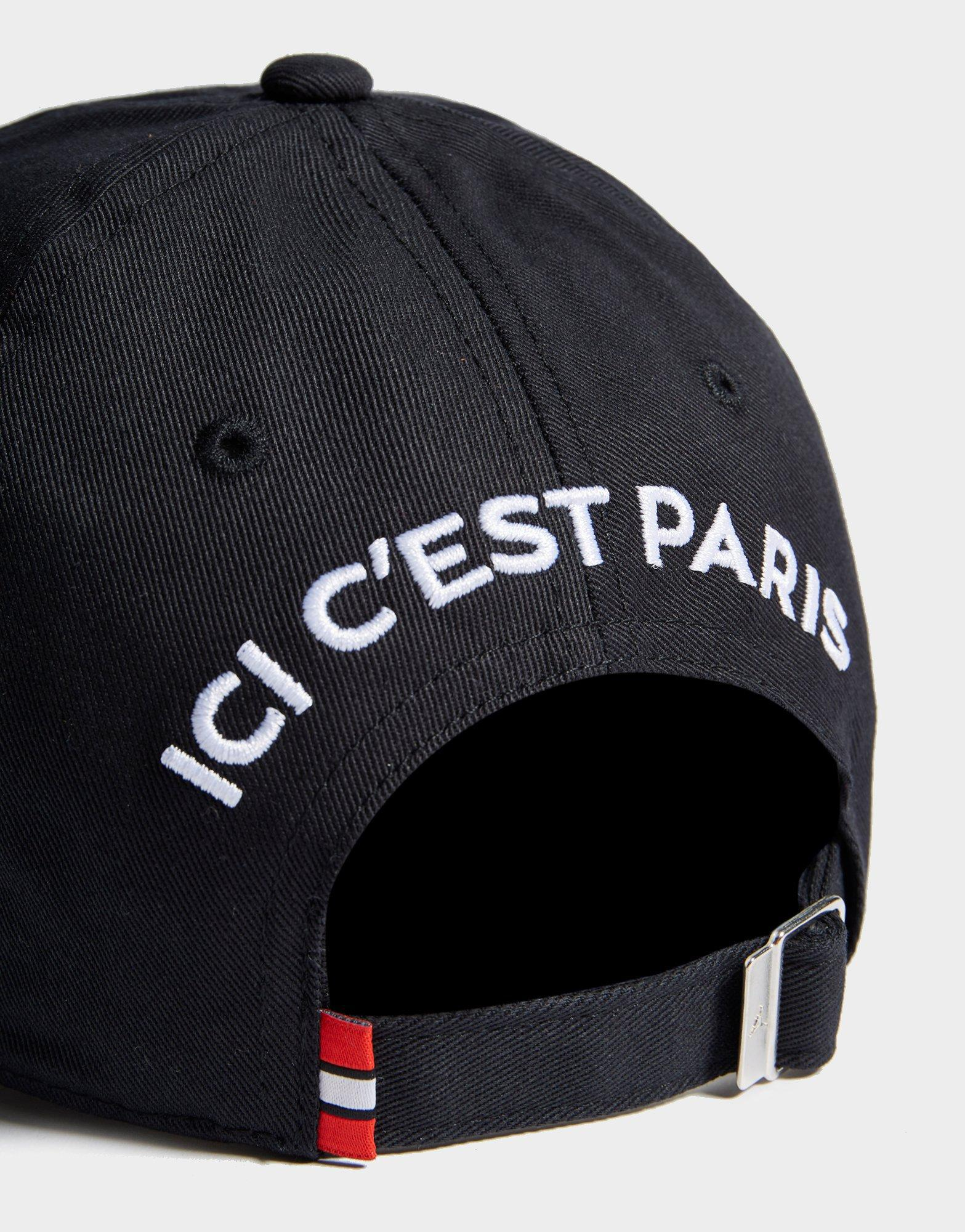 40feb42ec6436 Nike X Paris Saint Germain H86 Cap in Black for Men - Lyst