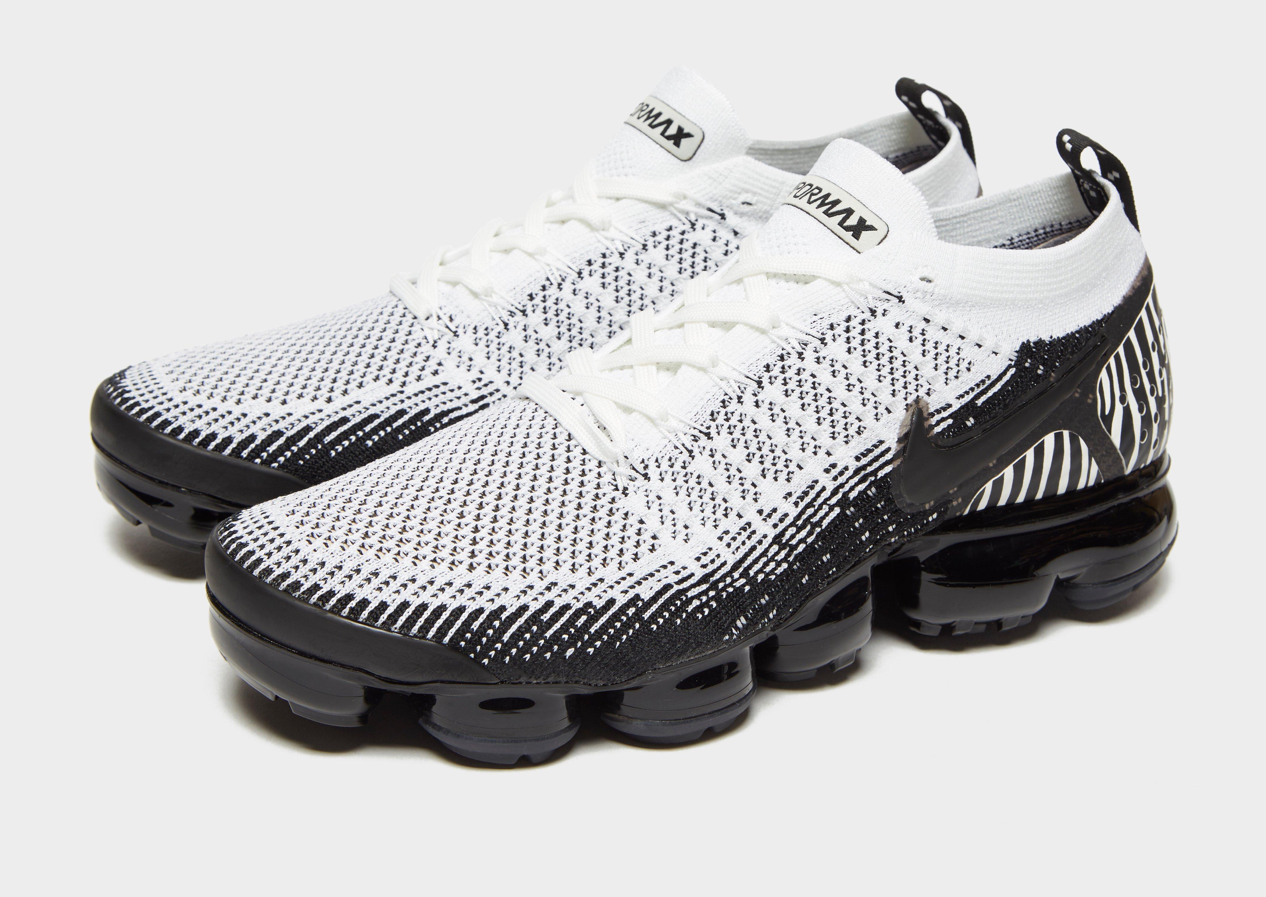 d67387d50a04 Lyst - Nike Air Vapormax Flyknit 2 Zebra for Men nike vapormax flyknit 2  zebra