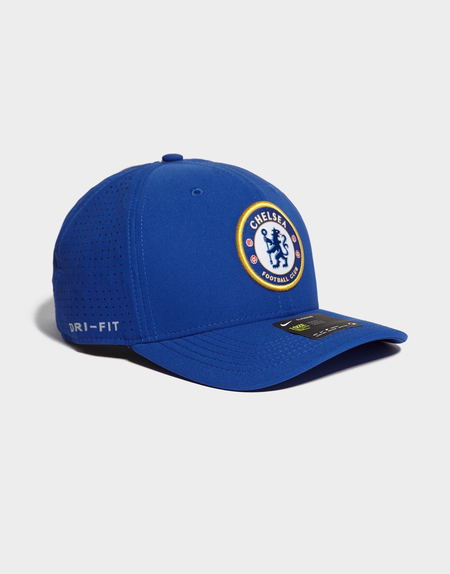 Lyst Nike Chelsea Fc Aerobill Clic99 Cap In Blue For Men 4b4ddbcd9203
