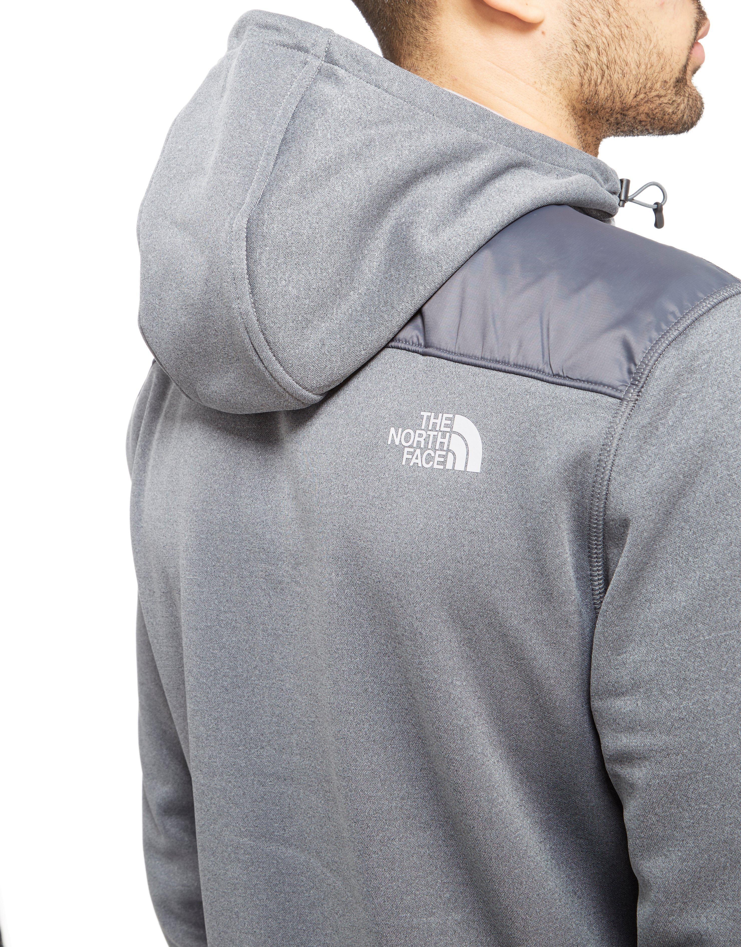 Lyst - The North Face Mittellegi 1 4 Zip Hoody in Gray for Men d07ed0be8d
