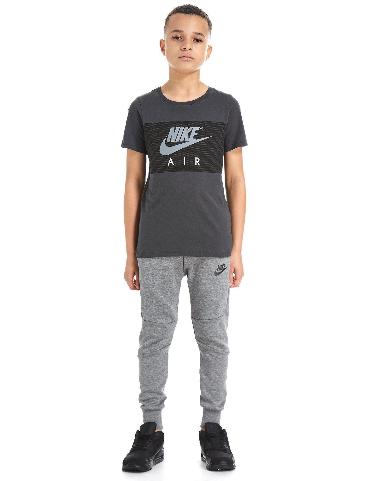 e44e1889ff62b2 Nike Air Colour Block T-shirt Junior in Gray for Men - Lyst