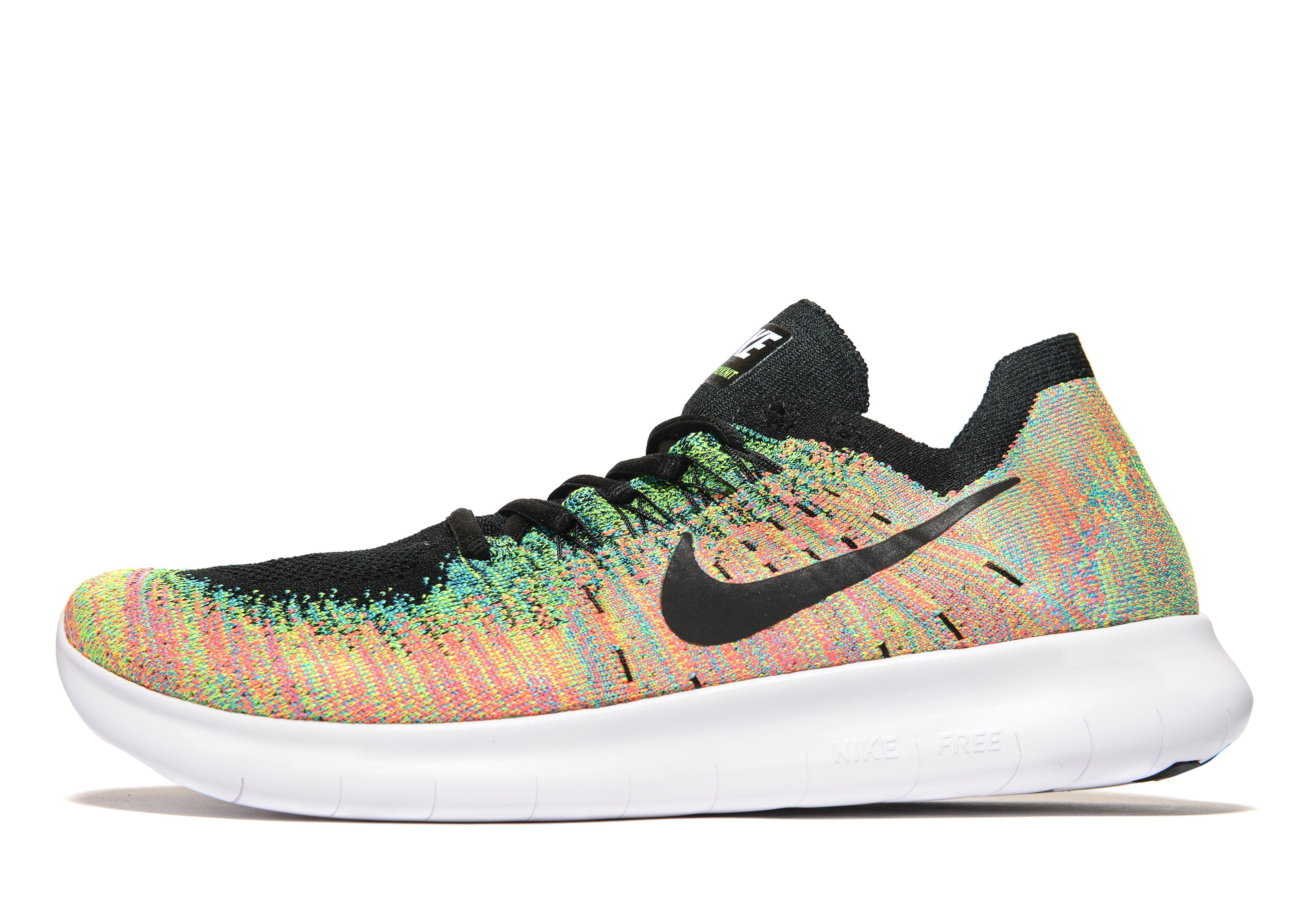 359a8b1af29 Nike - Multicolor Free Rn Flyknit 2017 Running Shoes for Men - Lyst