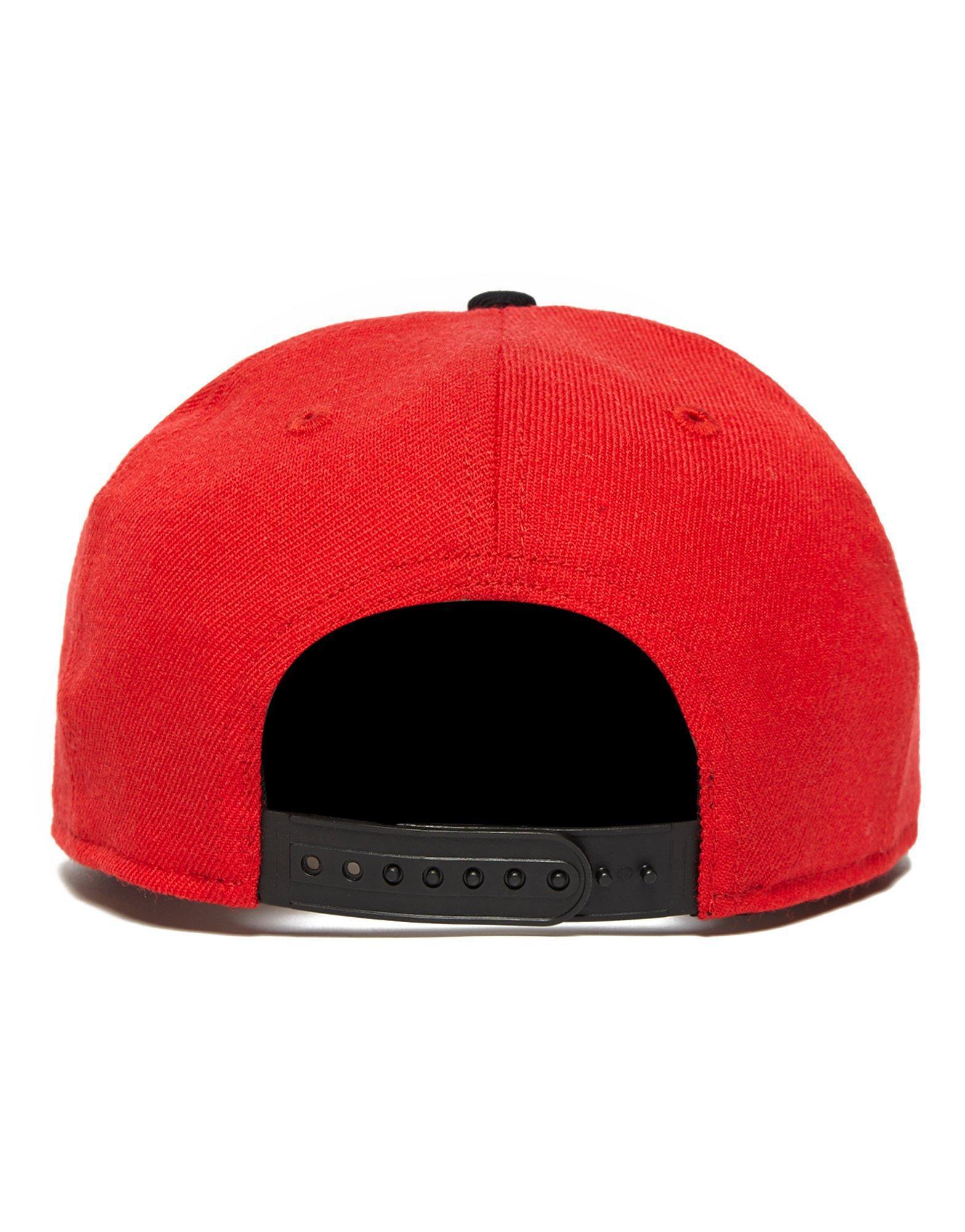 fdfc7e23761 Nike Futura True 2 Snapback Cap in Red for Men - Lyst