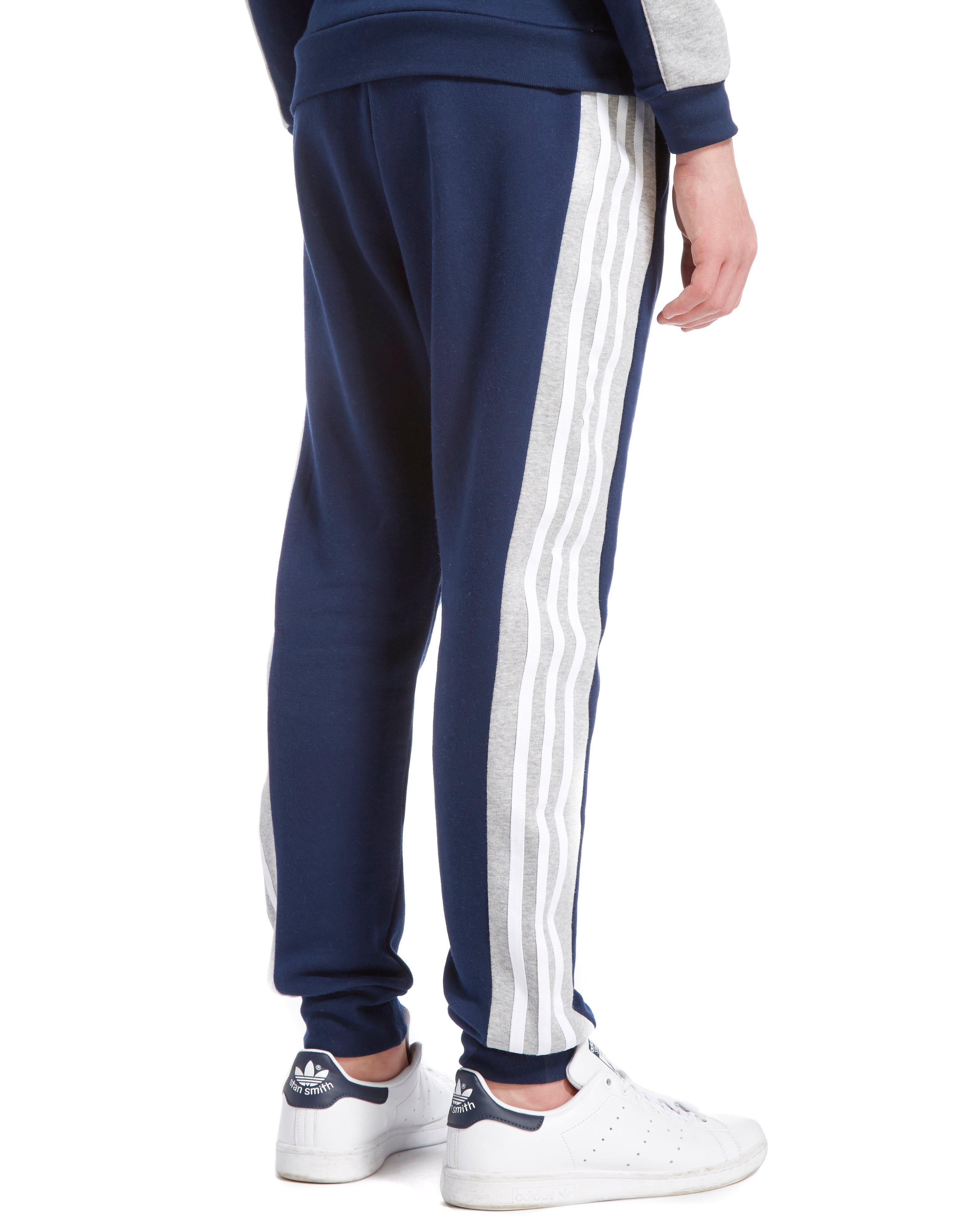 official photos 3c213 f6d84 adidas-originals-NavyGrey-Moa-Fleece-Pants-Junior.jpeg