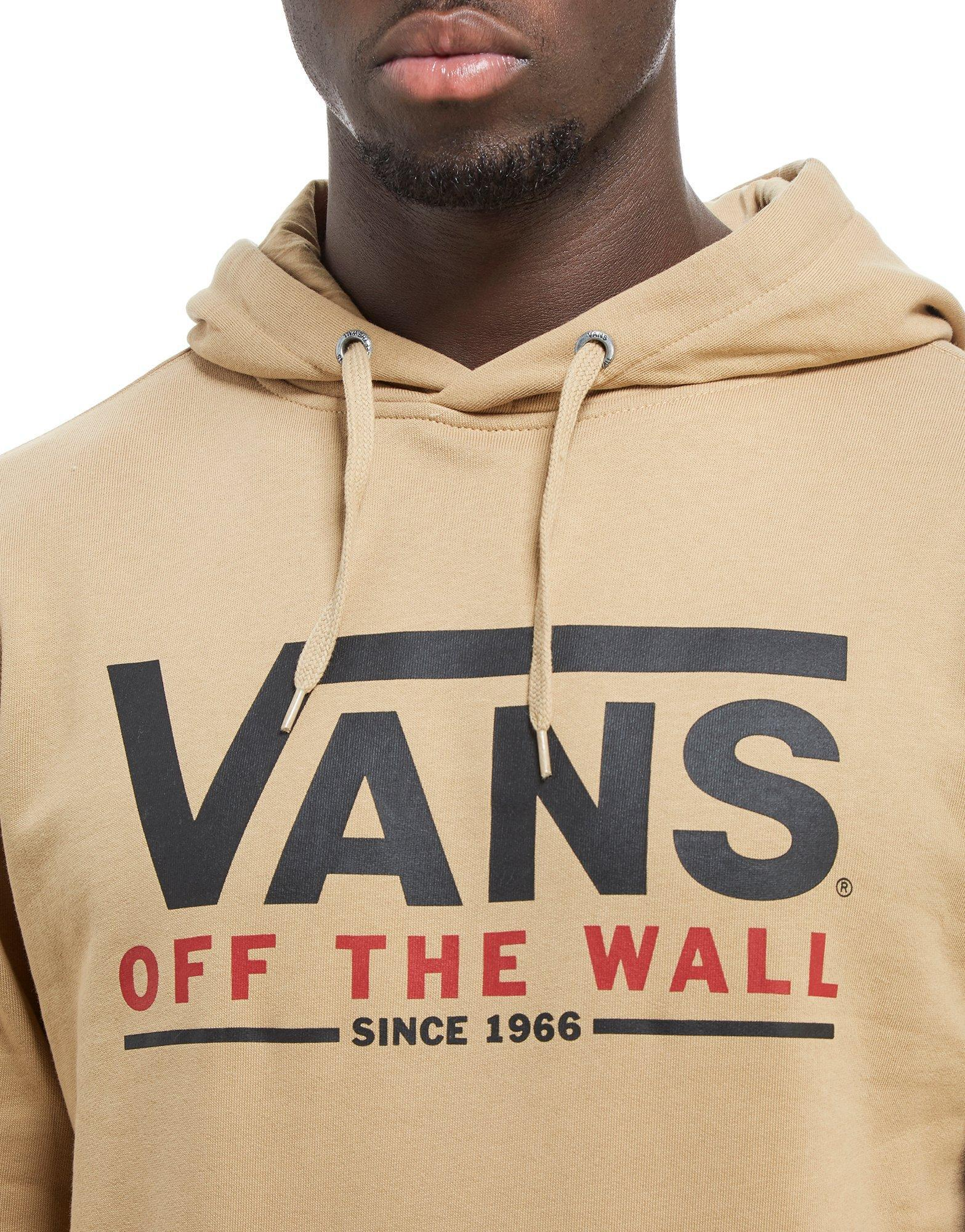 8044a0c199 Vans Carter Overhead Hoodie in Natural for Men - Lyst