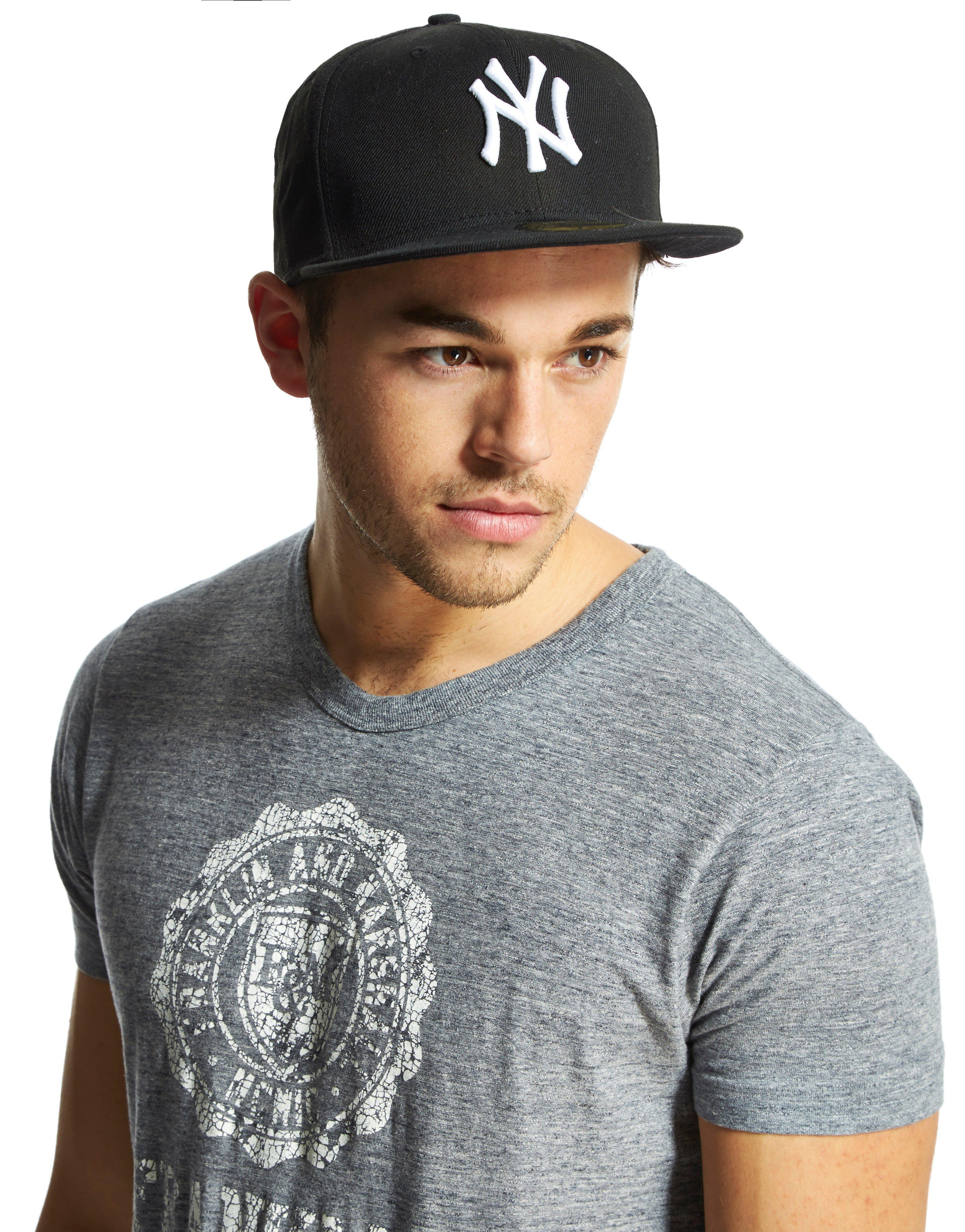 3e0b07a4fee Lyst - KTZ Mlb New York Yankees 59fifty Fitted Cap in Black for Men