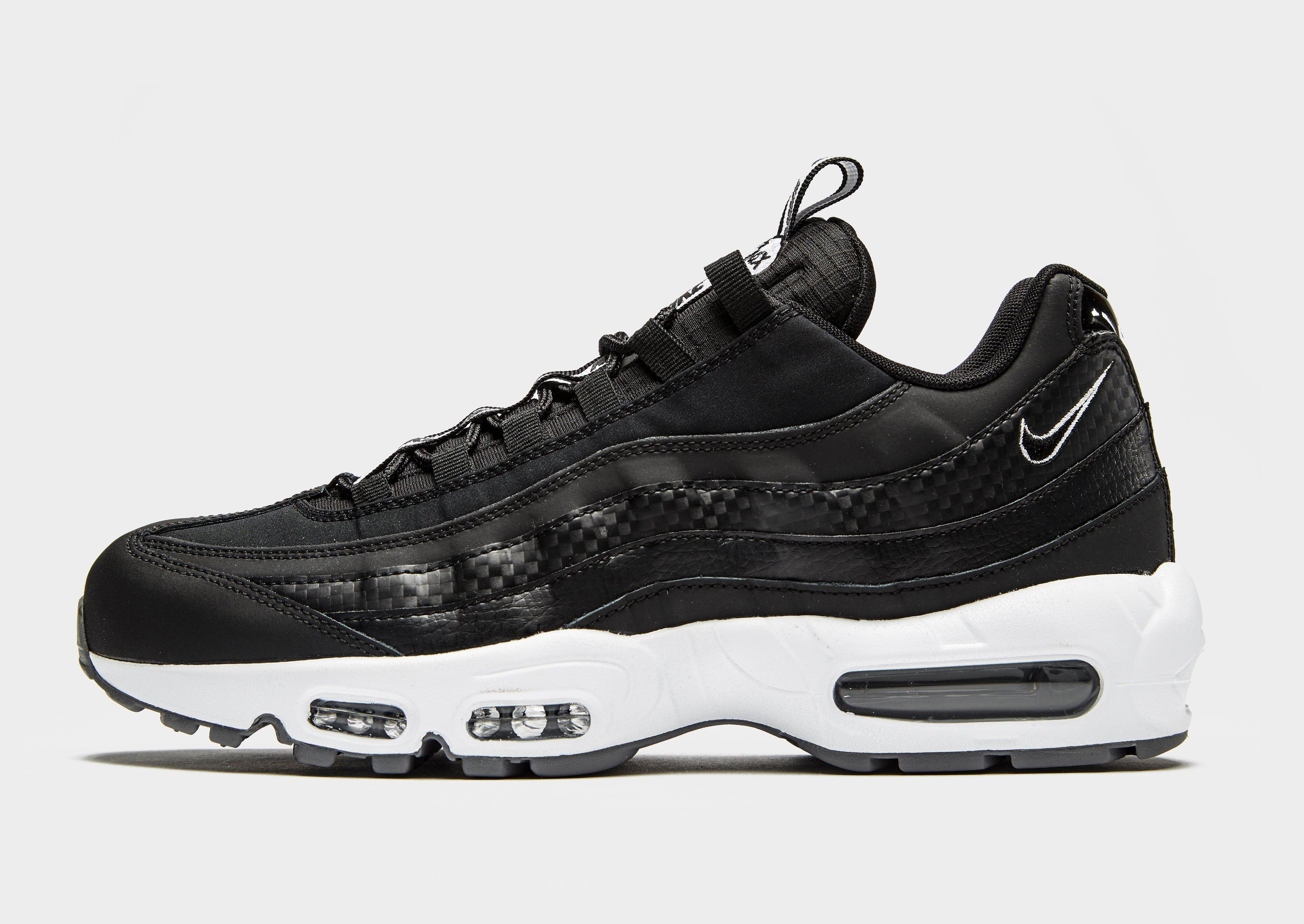 17c0dade853 Lyst - Nike Air Max 95  taped  in Black for Men