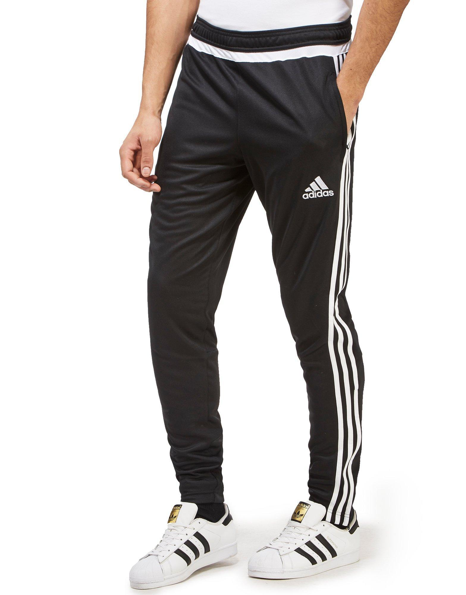 b10ae2ec5ce Lyst - adidas Tiro 15 Poly Training Pants in Black for Men