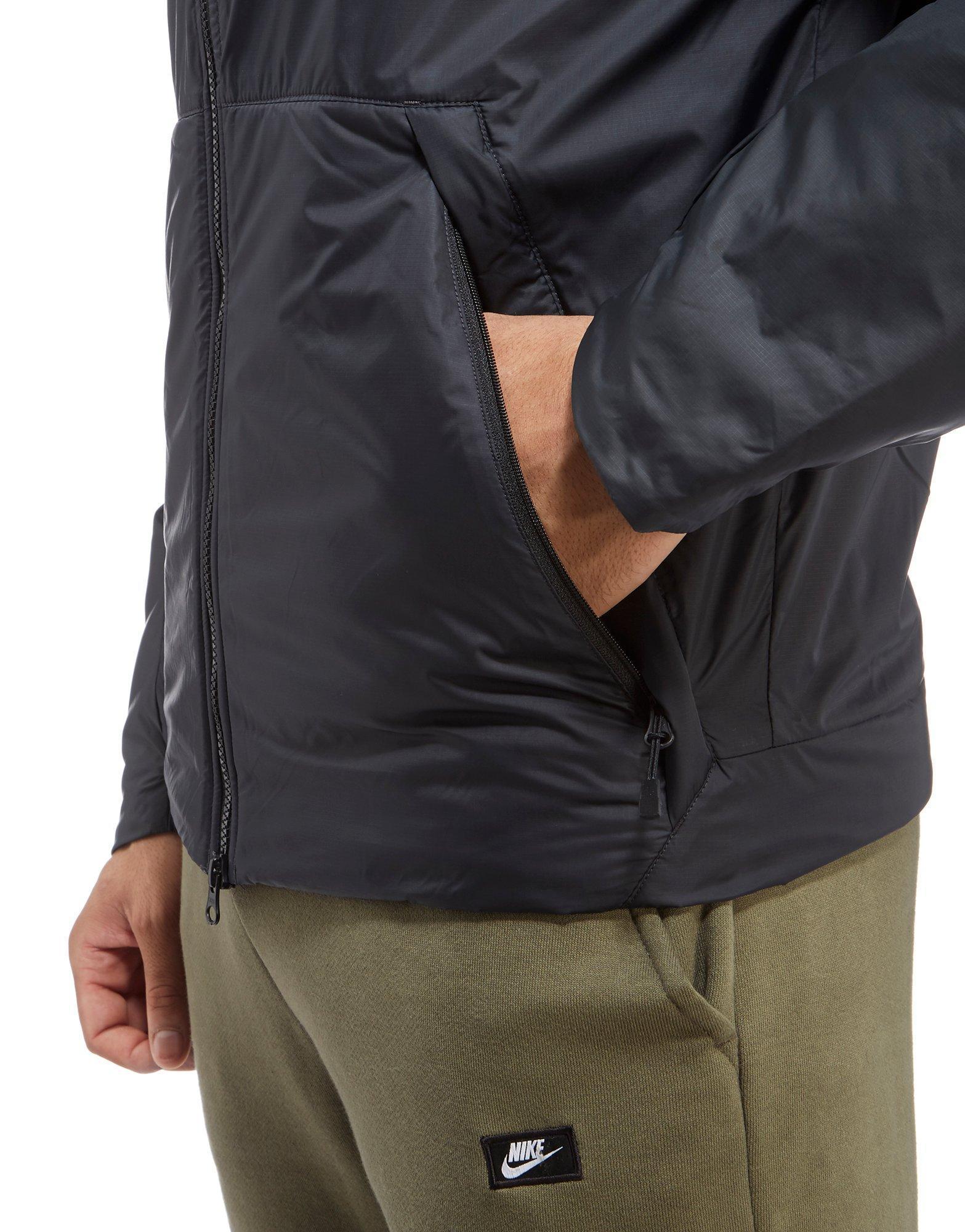 c00382e80 Nike Expel Jacket in Black for Men - Lyst