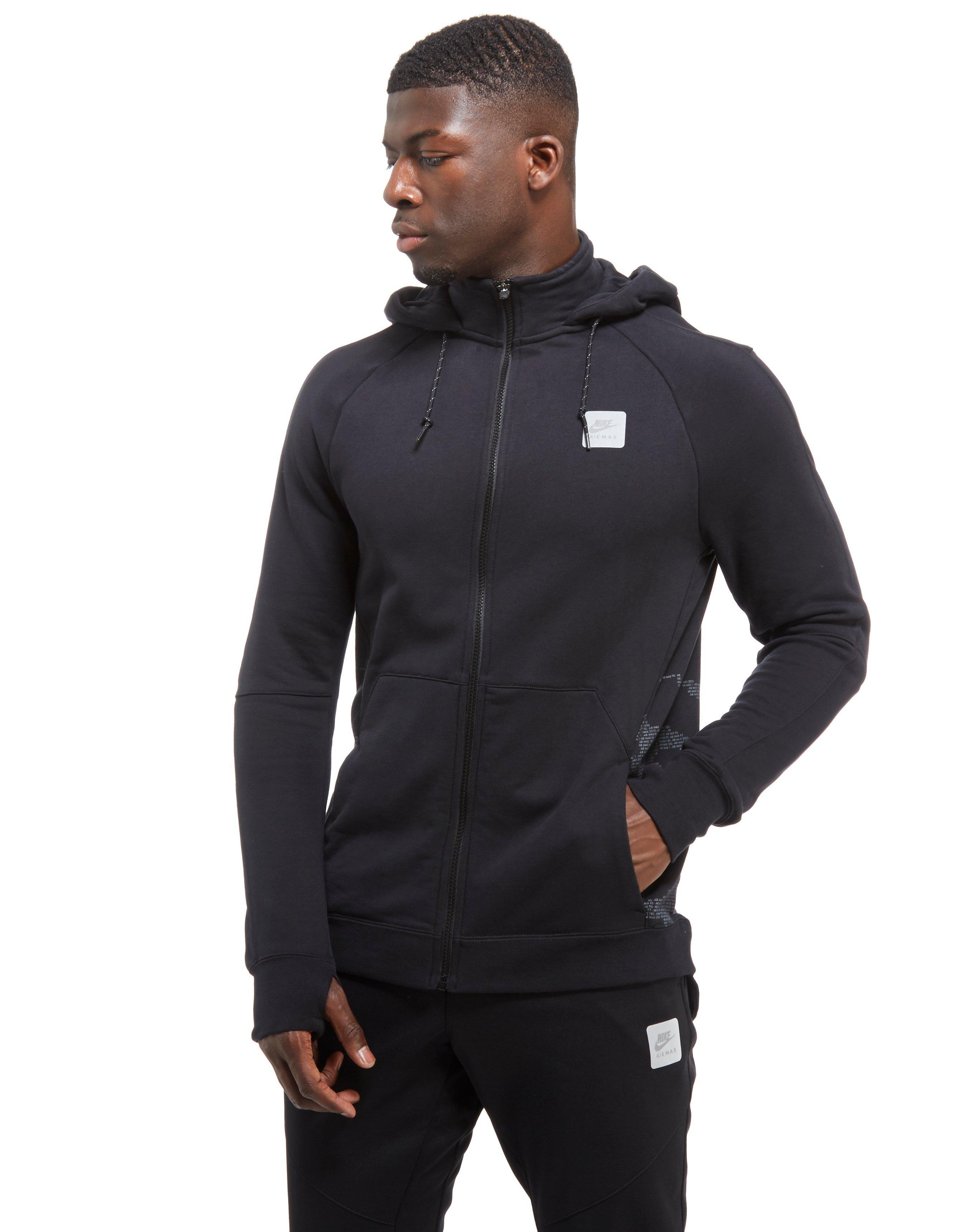 fbbe1cd79188 Gallery. Previously sold at  JD Sports · Men s Black Hoodies ...