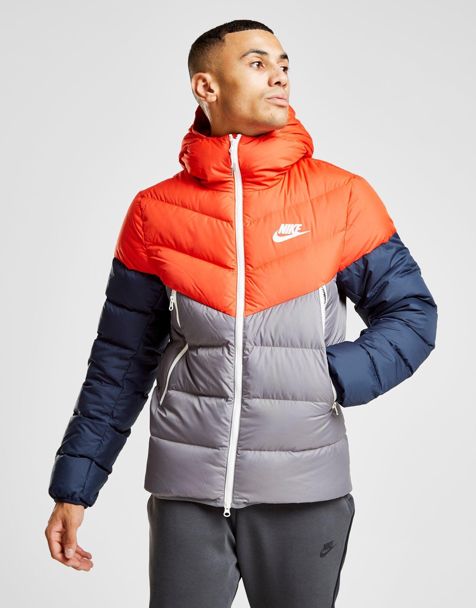 3e9c4dfc8fc8 Nike Windrunner Bubble Jacket for Men - Lyst