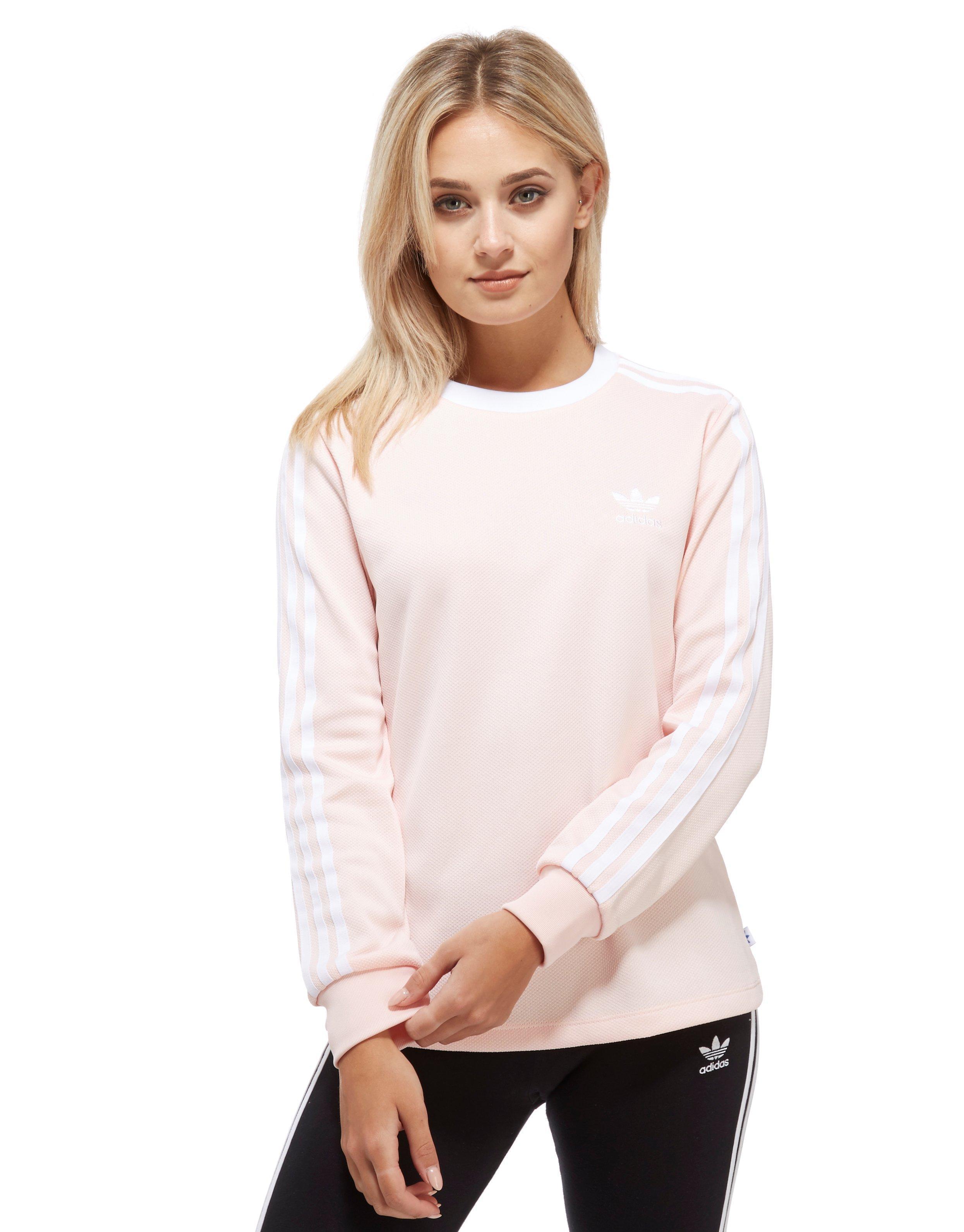 Lyst Adidas Originals Pique California Long Sleeve T
