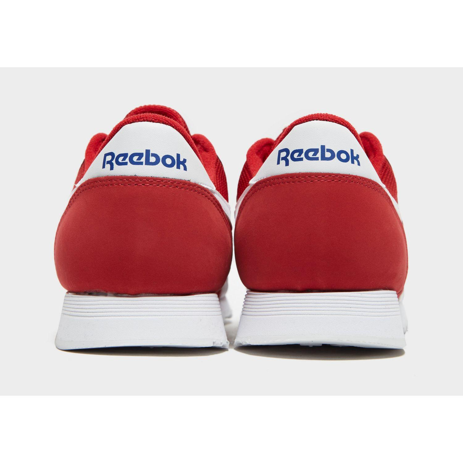 a39397b9d733e Reebok - Red Classic Nylon for Men - Lyst. View fullscreen
