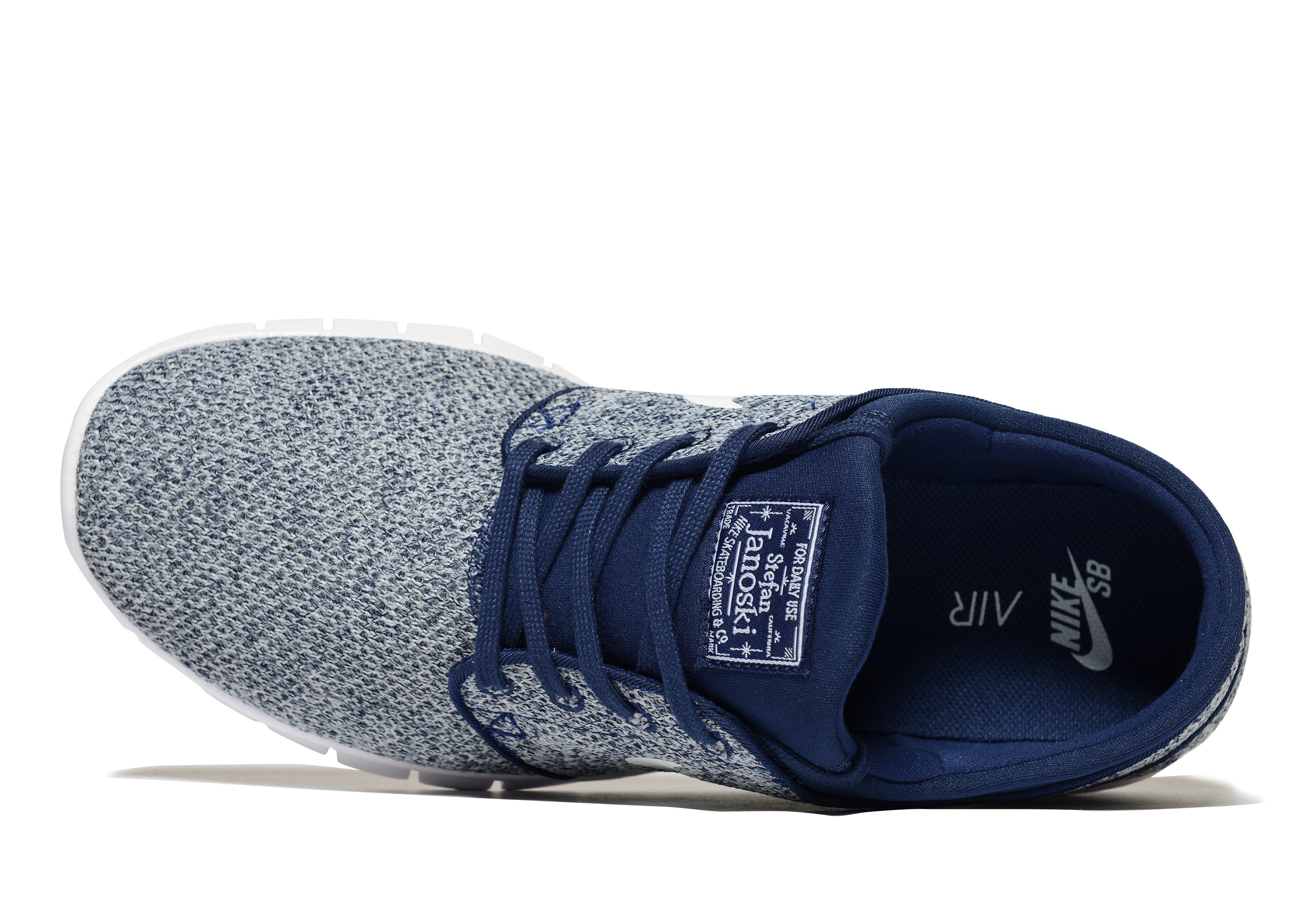 Nike Janoski Blue Lyst for in Homme Stefan Max d41aWzwFna