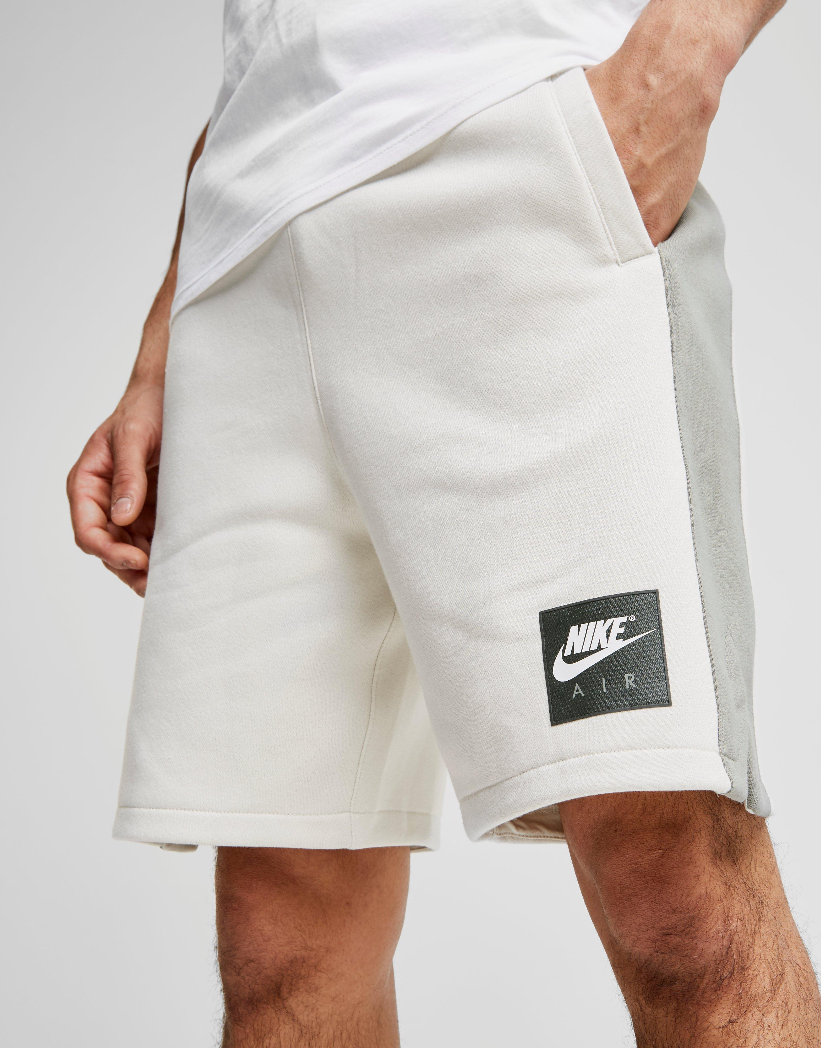 dcead7fe786 Lyst - Nike Air Fleece Shorts for Men