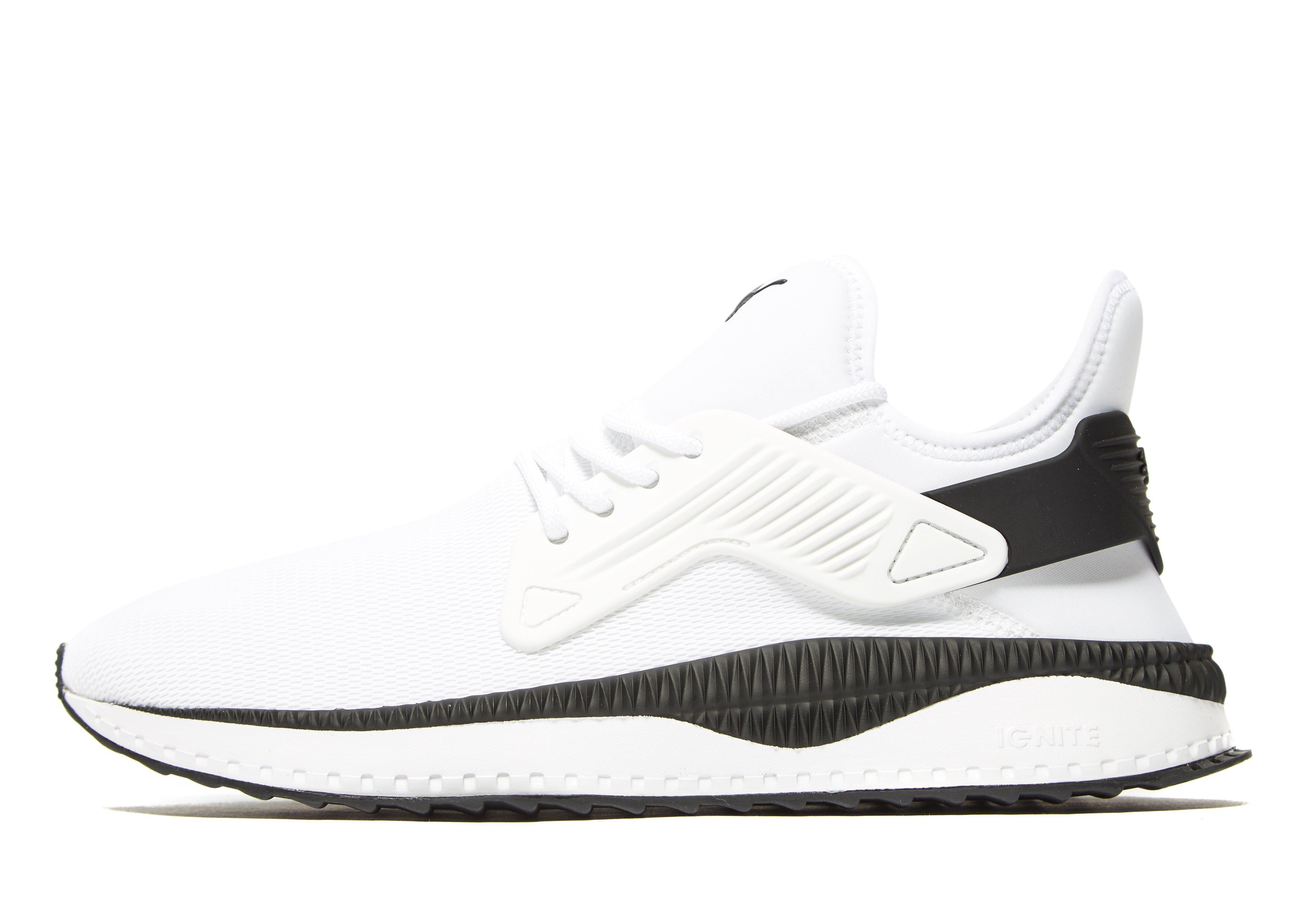 soft and light a great variety of models shop for PUMA Tsugi Cage in White for Men - Lyst