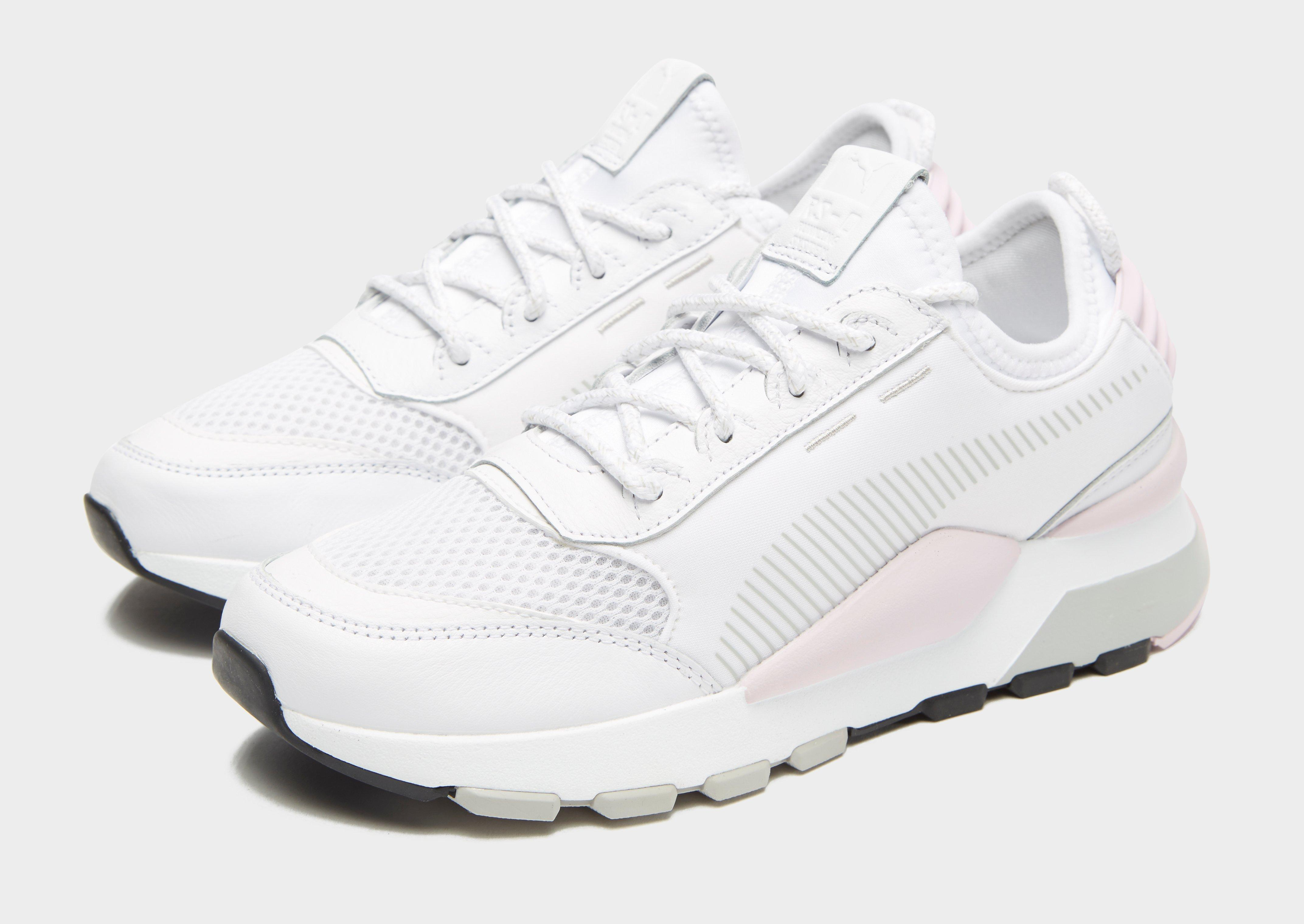 cd396fe5762 Lyst - PUMA Rs-0 Play in White