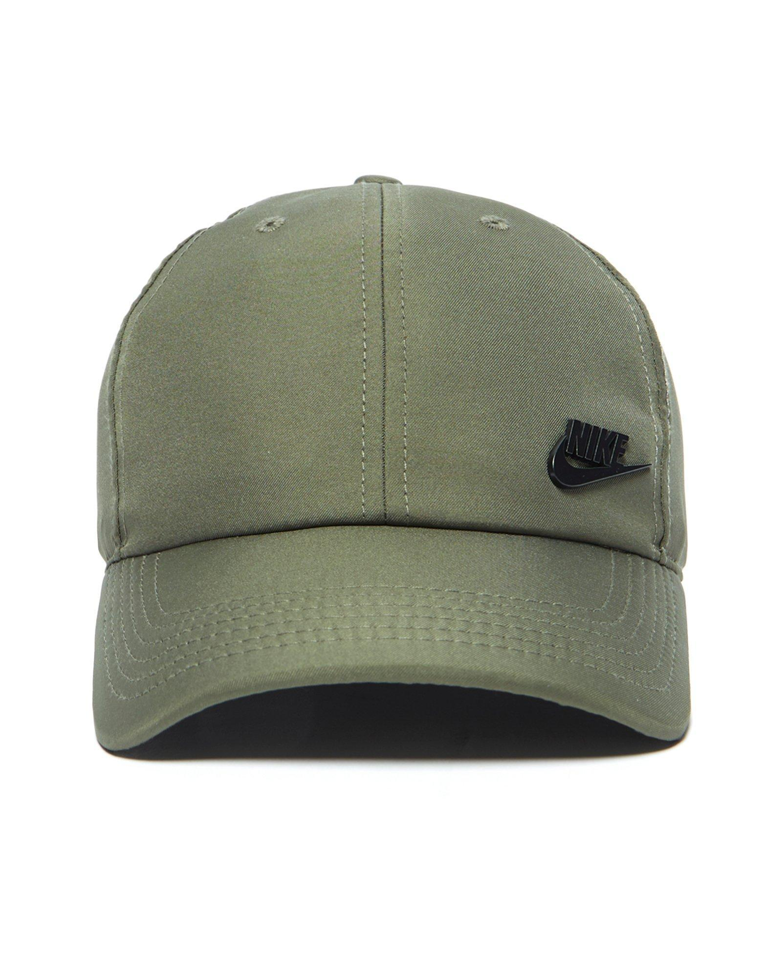 lowest price 7b1e8 c1d81 ... where to buy nike h86 futura cap in green lyst 0bf37 8c845