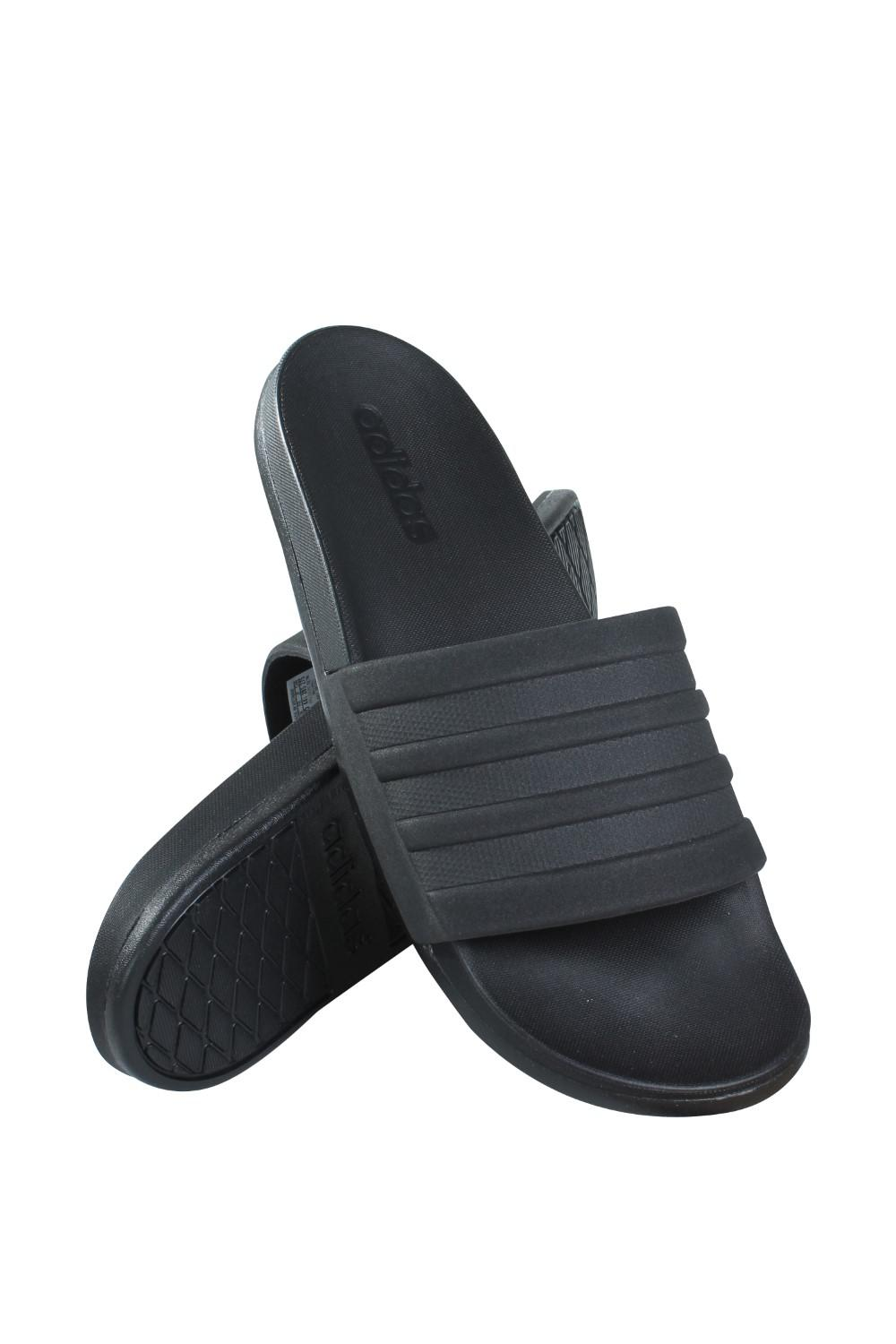 d4bd5890437f Lyst - adidas Originals Performance Adilette Cf+ Mono Slide Sandals ...