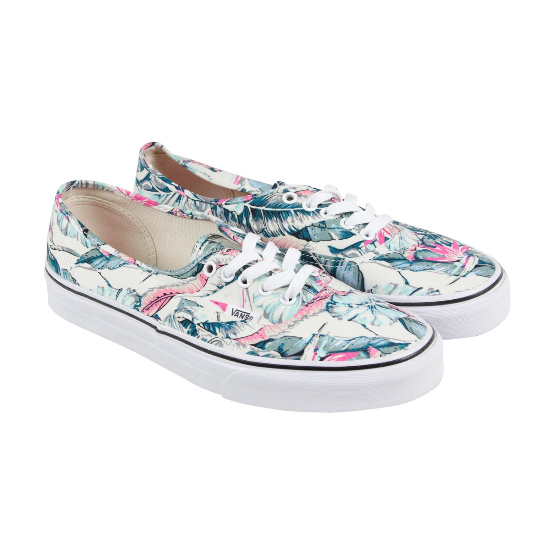 50792415b66085 Lyst - Vans Authentic Multi True White Mens Lace Up Sneakers for Men