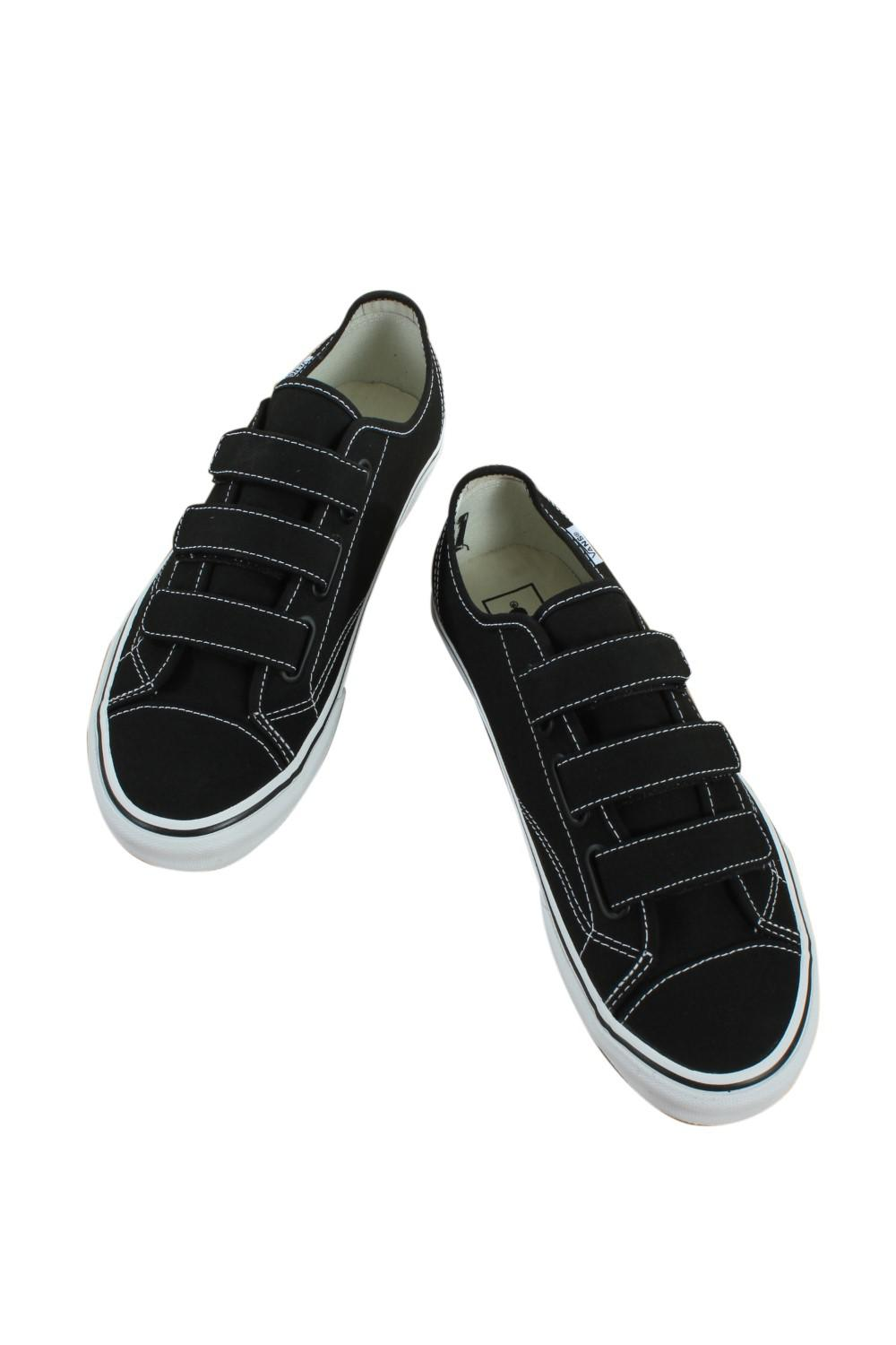 Lyst - Vans Vn0a38gc3sy Men Ua Style 23 V Footwear Canvas Black in ... 259c43698
