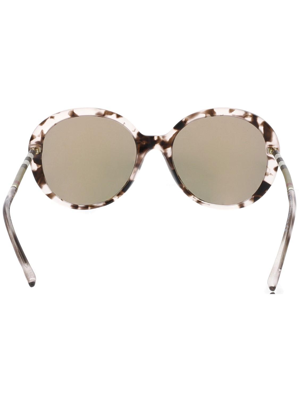 d2d324054e0b Burberry - Pink Dark Mirror Rose Gold Round Ladies Sunglasses  Be4239q-36637j-57 -. View fullscreen