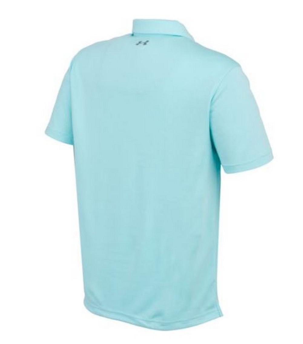 Under Armour Mens Core Ua Tech Golf Polo Shirt Joe Maloy