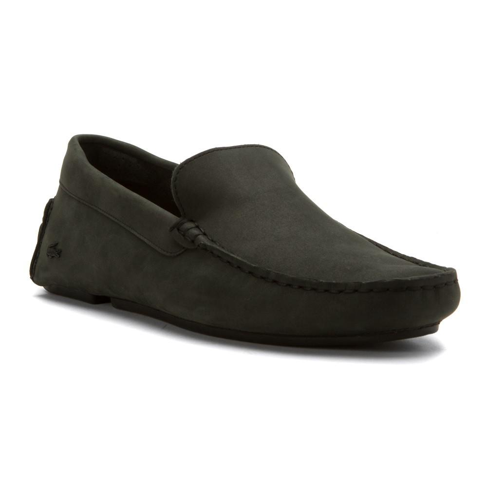 e9fe357979c4a Lacoste Men's Piloter 316 1 Loafers Shoes in Black for Men - Lyst