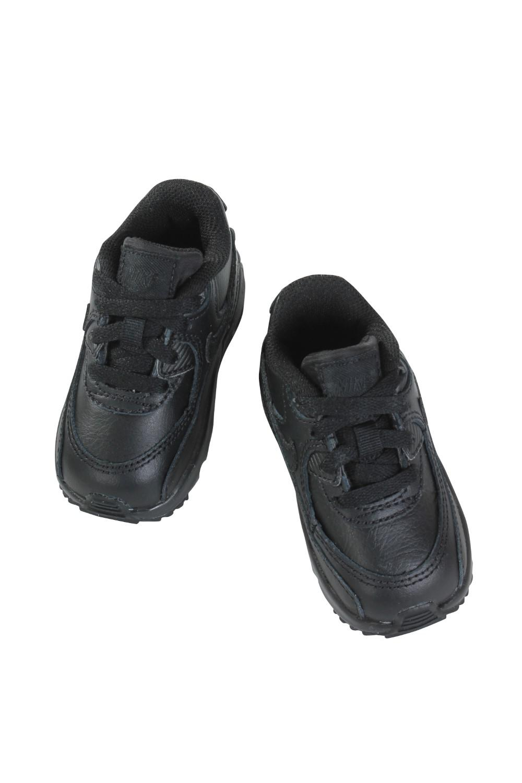 Nike NIKE Air Max 90 baby sneakers AIR MAX 90 LEATHER TD 833,416 001 black
