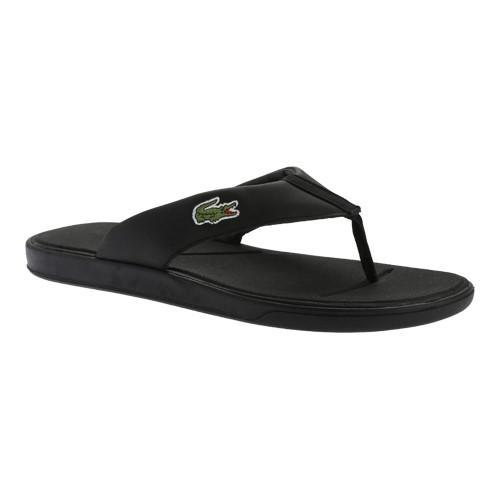 d9164e8970da Lyst - Lacoste L.30 116 2 Flip Flop in Black for Men
