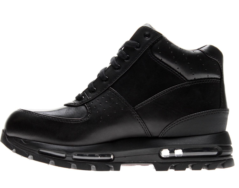Men's Nike Air Max Goadome Boots Black/Black/Black 865031 009