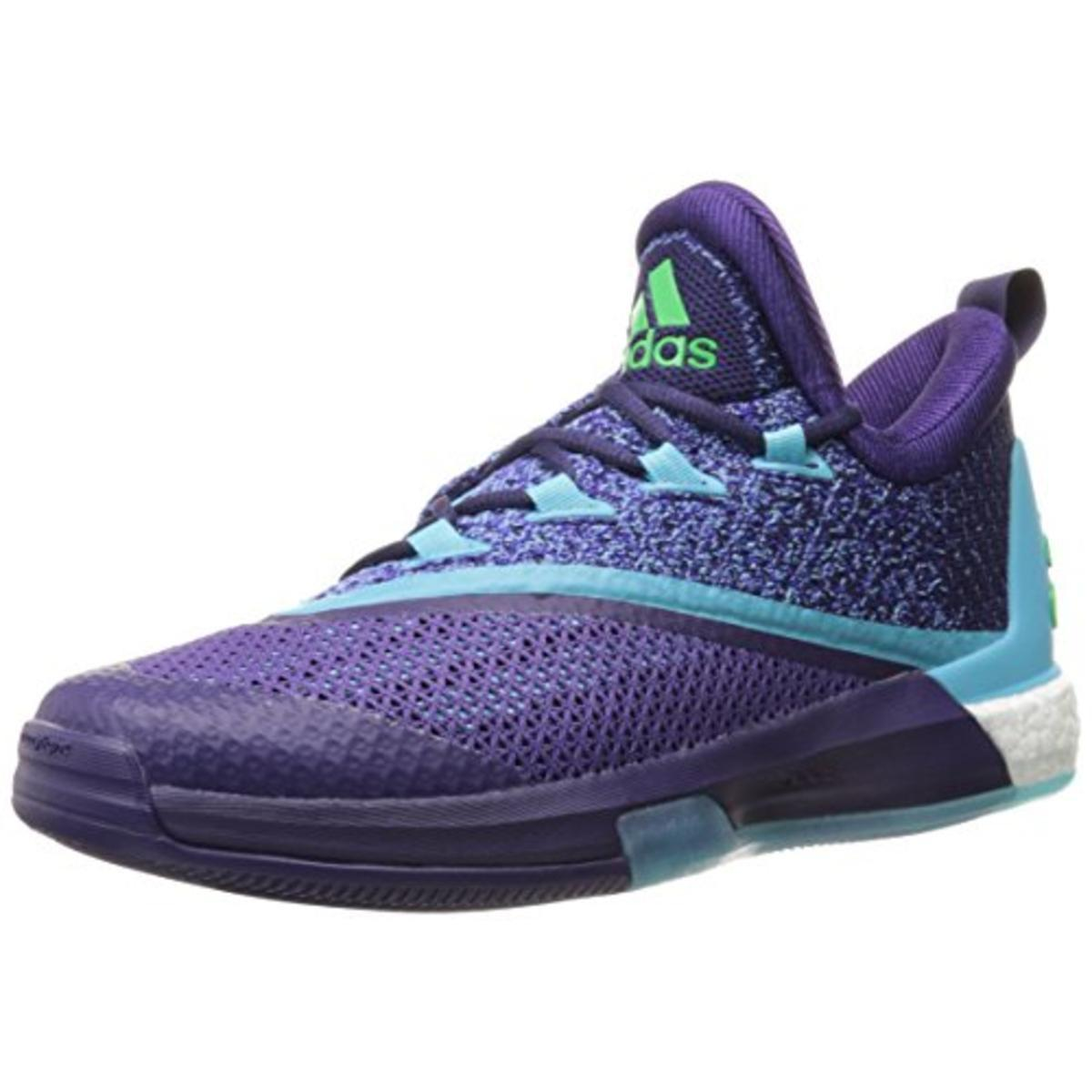 0b6df1f71273 ... promo code for lyst adidas crazylight boost 2.5 mesh glow in dark  basketball 42514 1d855