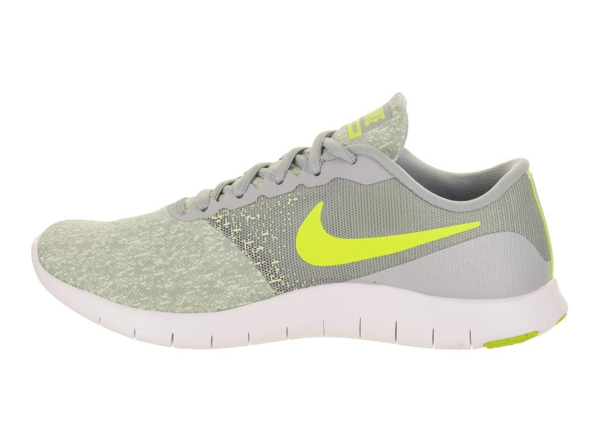 7f357e9ac4f7 Lyst - Nike Flex Contact Wolf Grey volt Barely Volt Running Shoe 7.5 ...