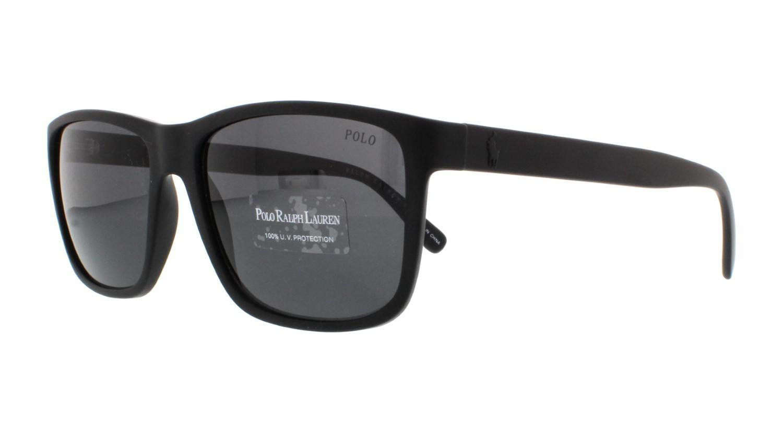Lyst - Polo Ralph Lauren Polo Ph4113 528487 Rectangle Sunglasses ... 2c20b784cd