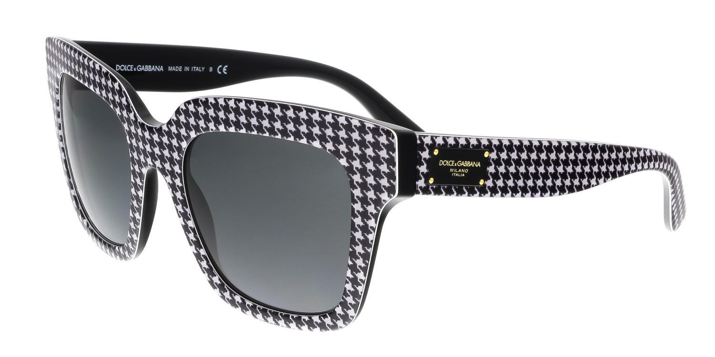 f29c71a96fc6 Dolce & Gabbana Dolce&gabbana Dg4286 307987 Black/white Square ...