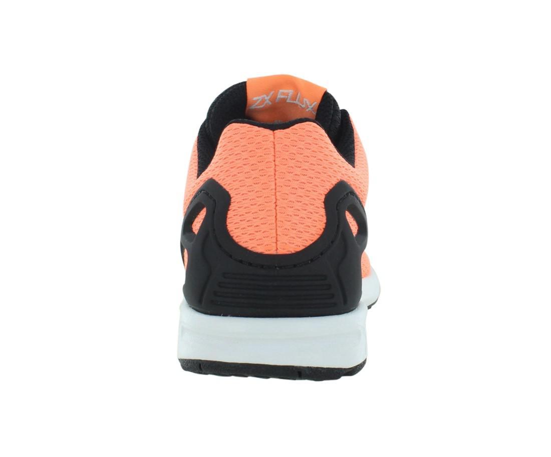 lyst adidas originali zx flusso scarpe per bambini da 1 a orange per gli uomini.