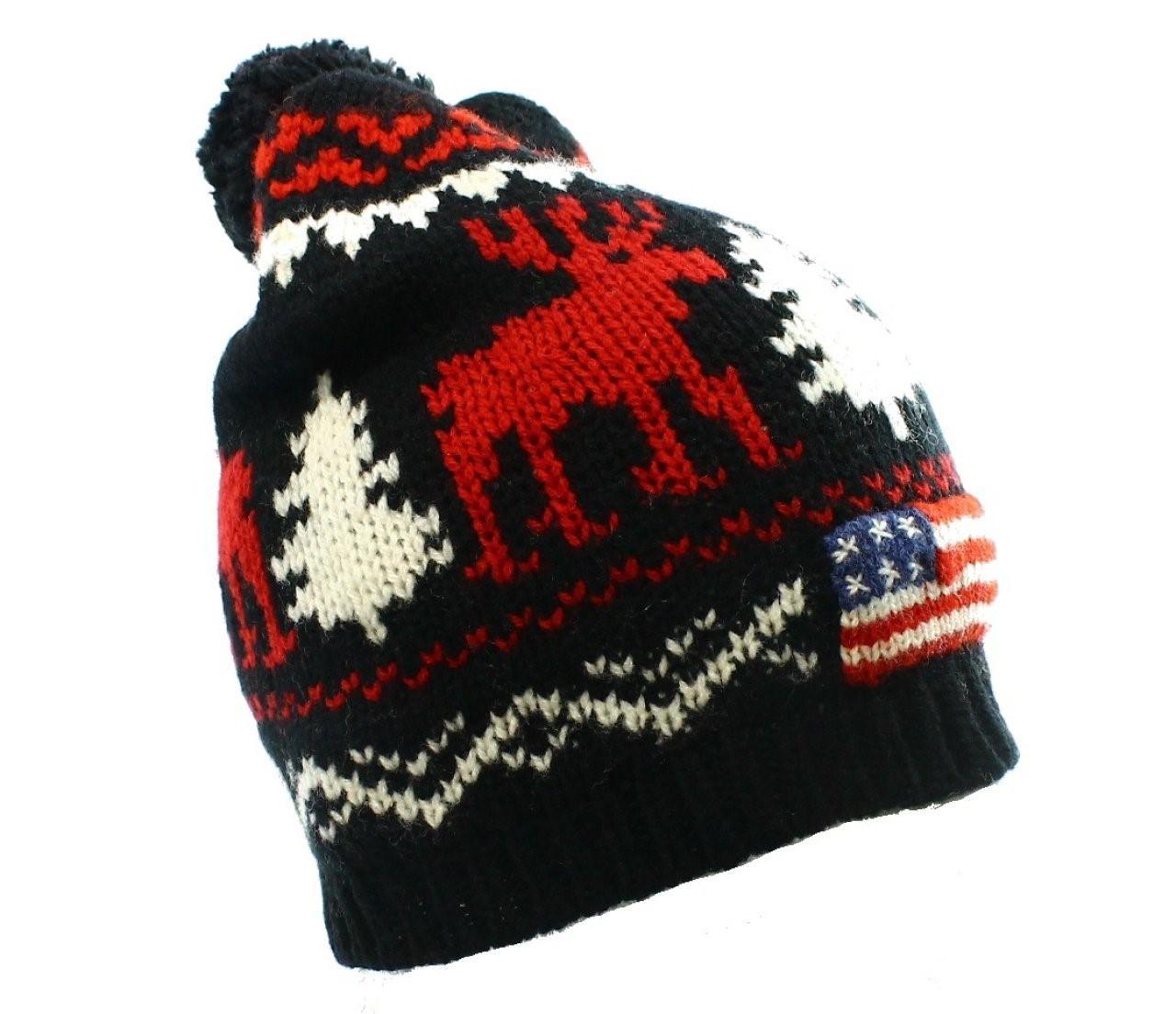 32288a5fd81da Lyst - Polo Ralph Lauren Lambs Wool Fair Isle Beanie Hat for Men