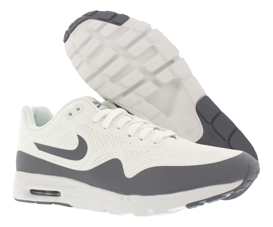 Lyst Nike Air Max 1 Ultra Moire Shoes in Gray for Men